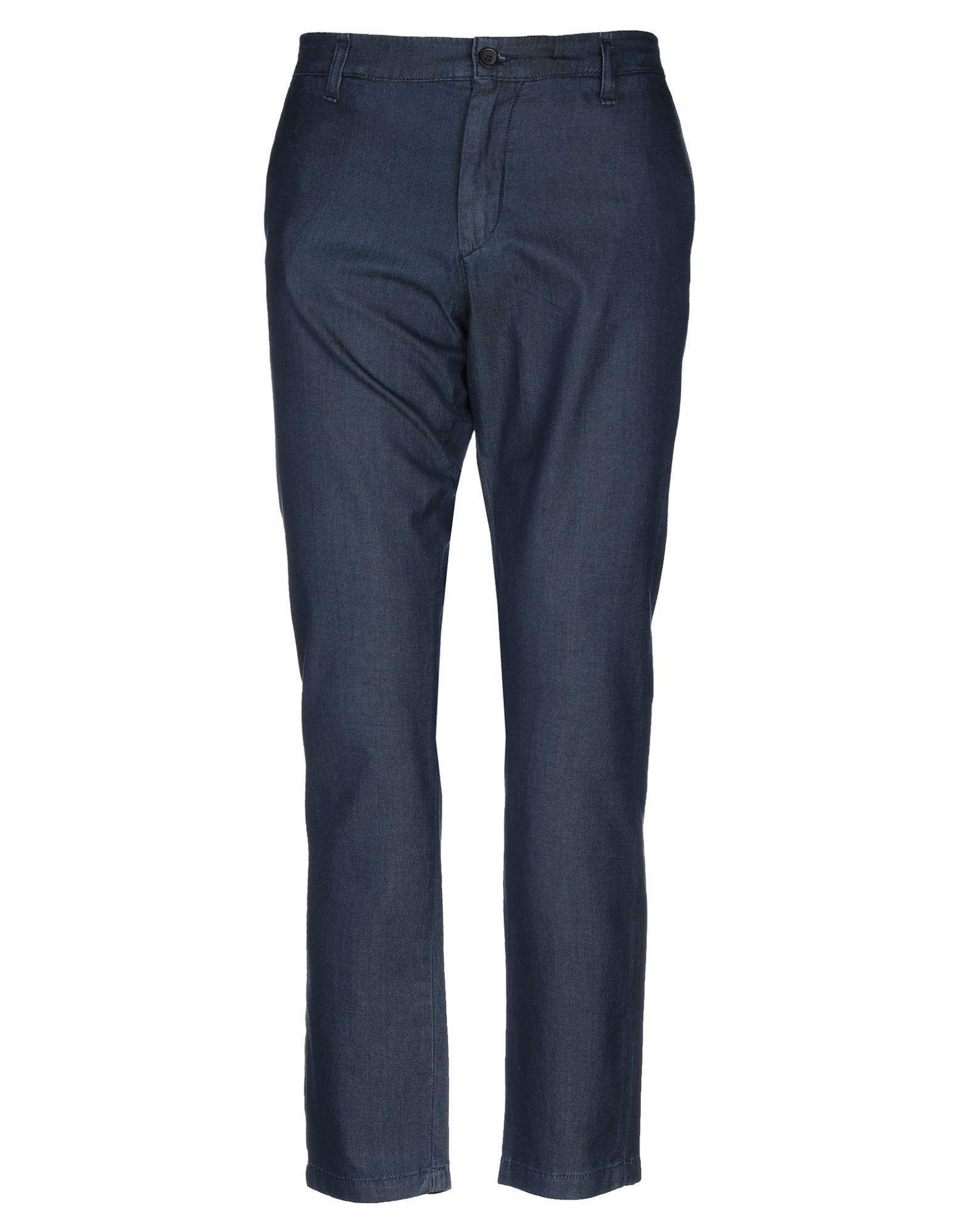 Guess Blue Cotton Jeans