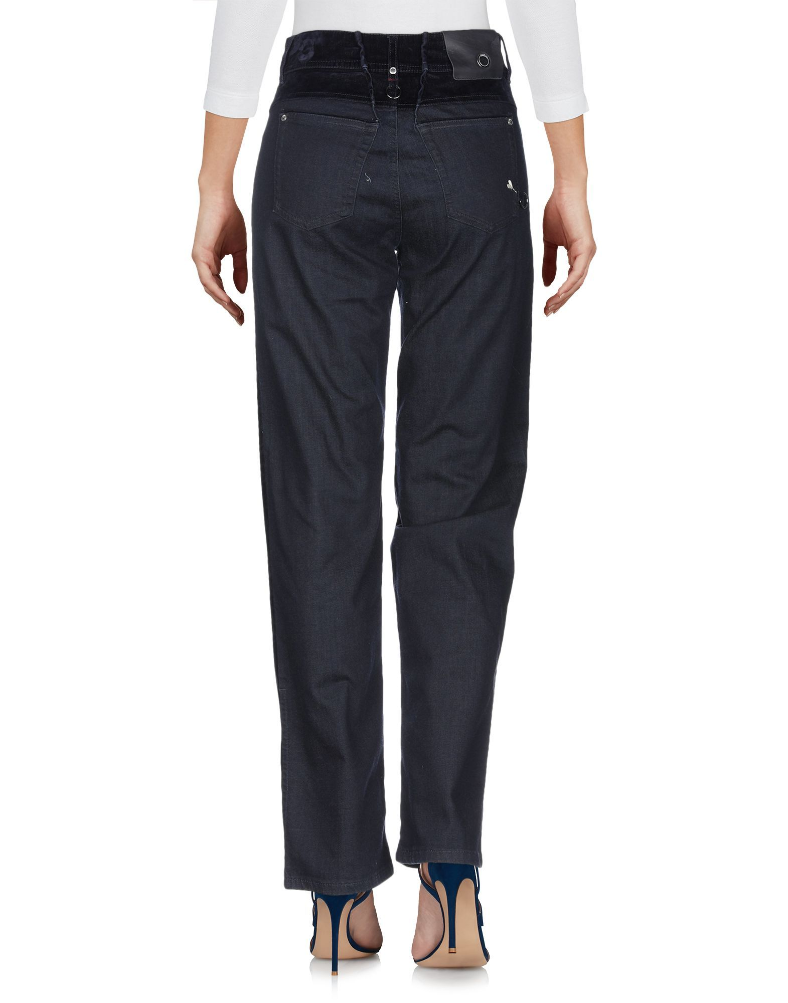 DENIM High By Claire Campbell Blue Woman Cotton