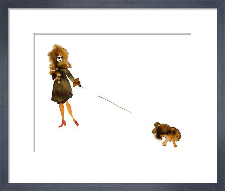 What to Wear When Walking the Dogs 4 by Bridget Davies