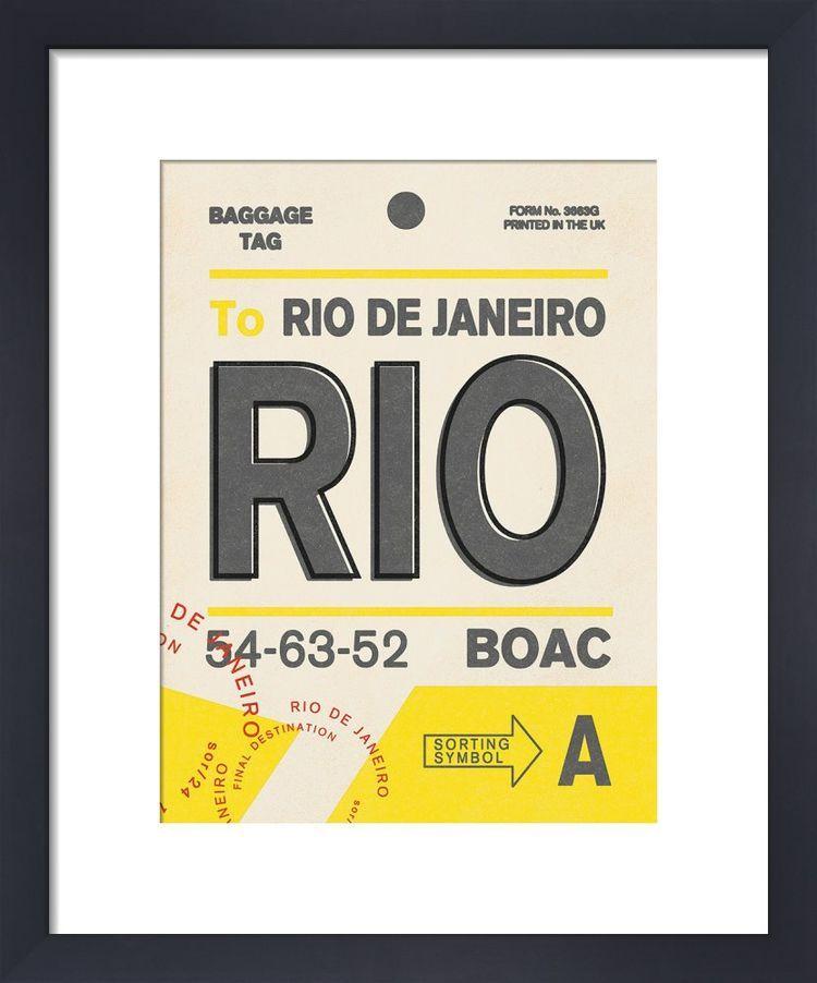 Rio De Janeiro by Nick Cranston