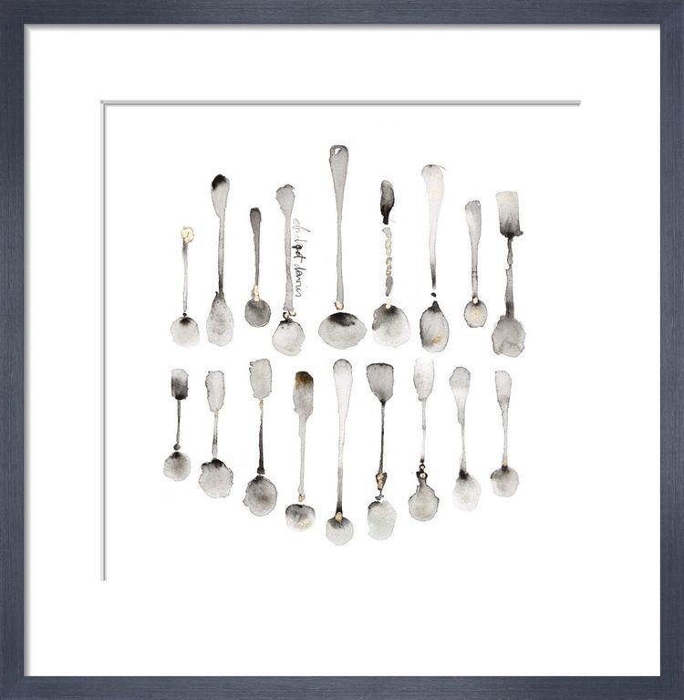 Spoons by Bridget Davies