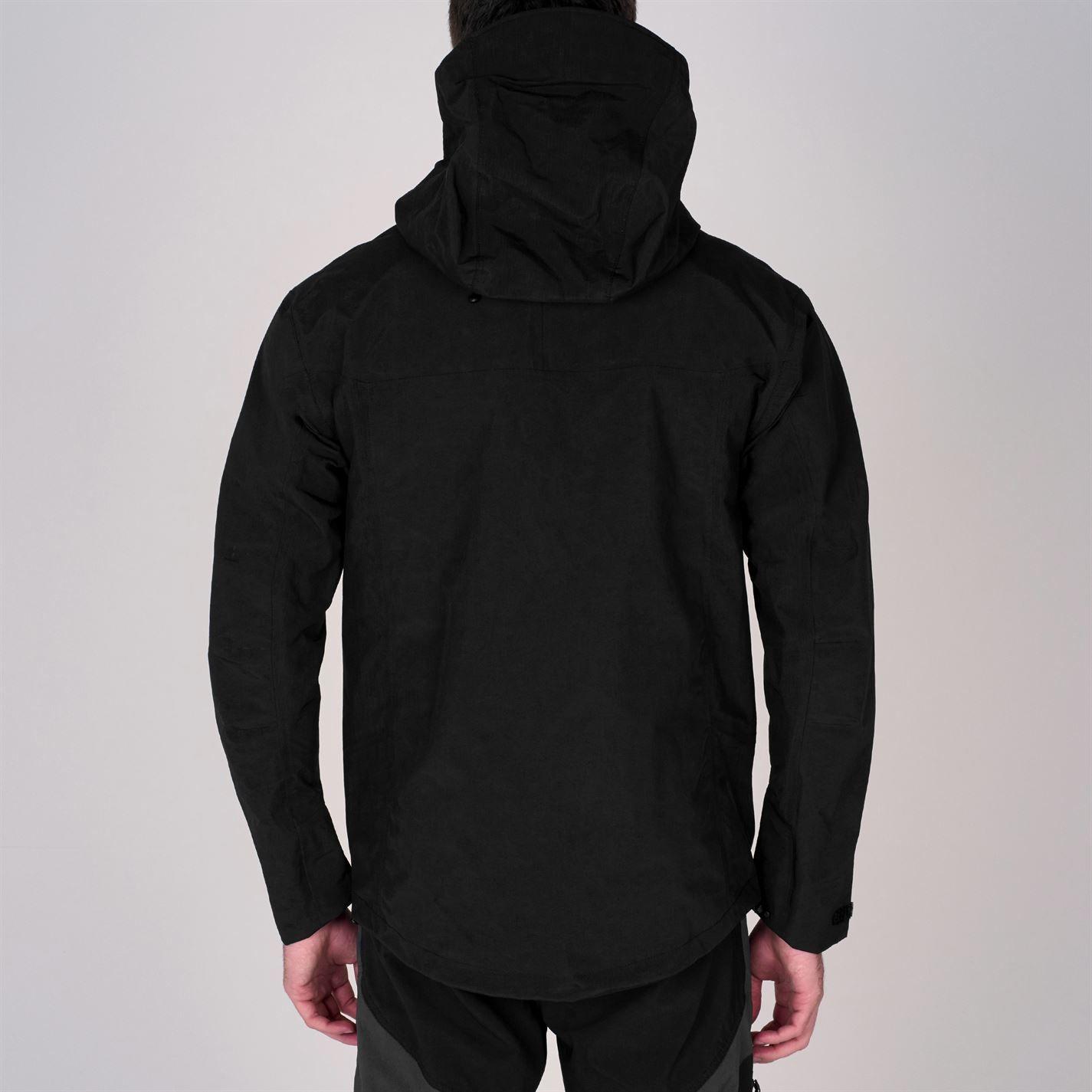 Karrimor Mens Hot Rock Jacket Waterproof Windproof Breathable Hooded Full Zip