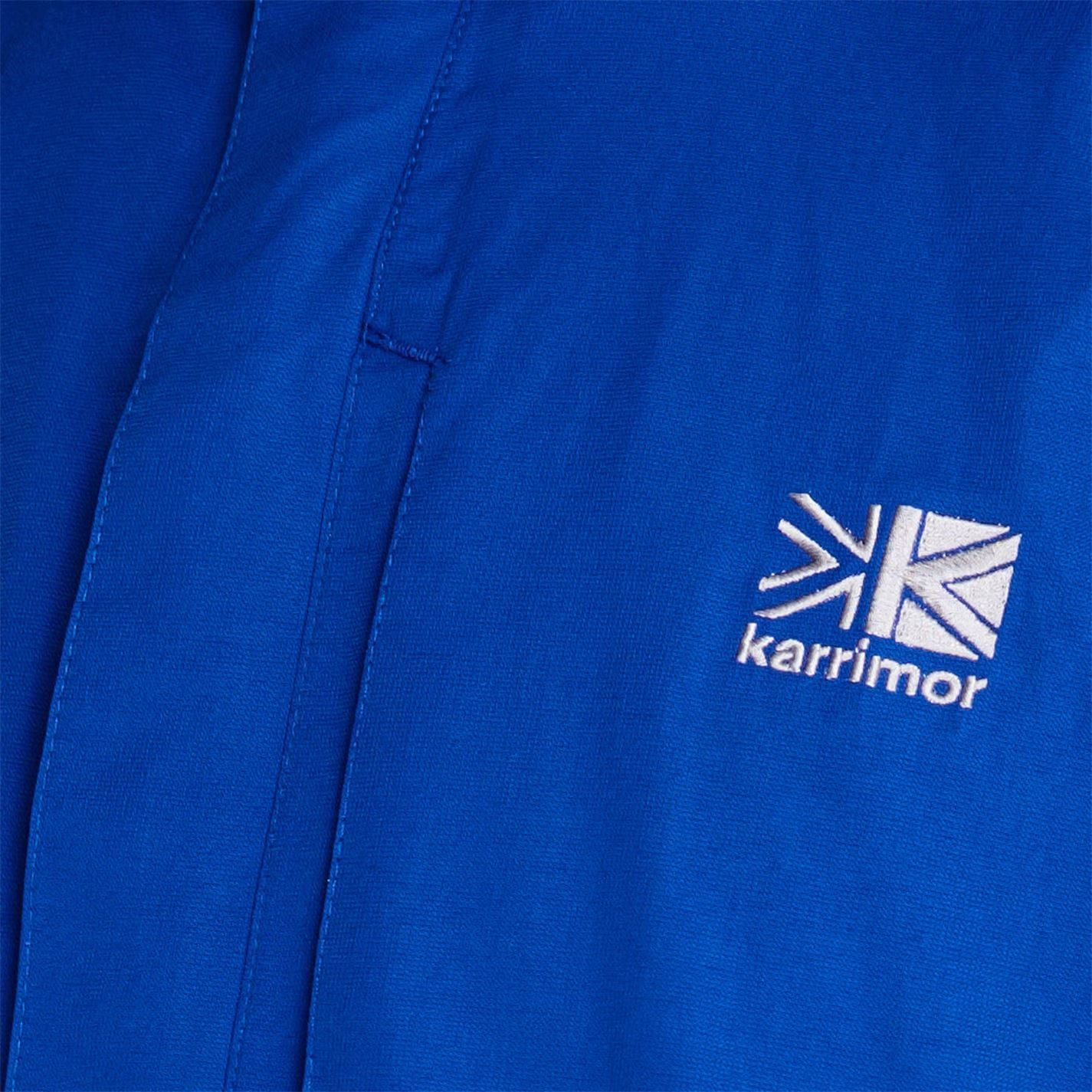 Karrimor Mens Urban Jacket Weathertite Waterproof Foldaway Hood Outdoor