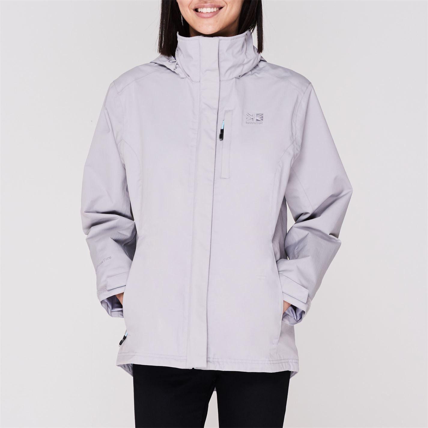 Karrimor Womens Urban Jacket Ladies Weathertite Waterproof Foldaway Hood