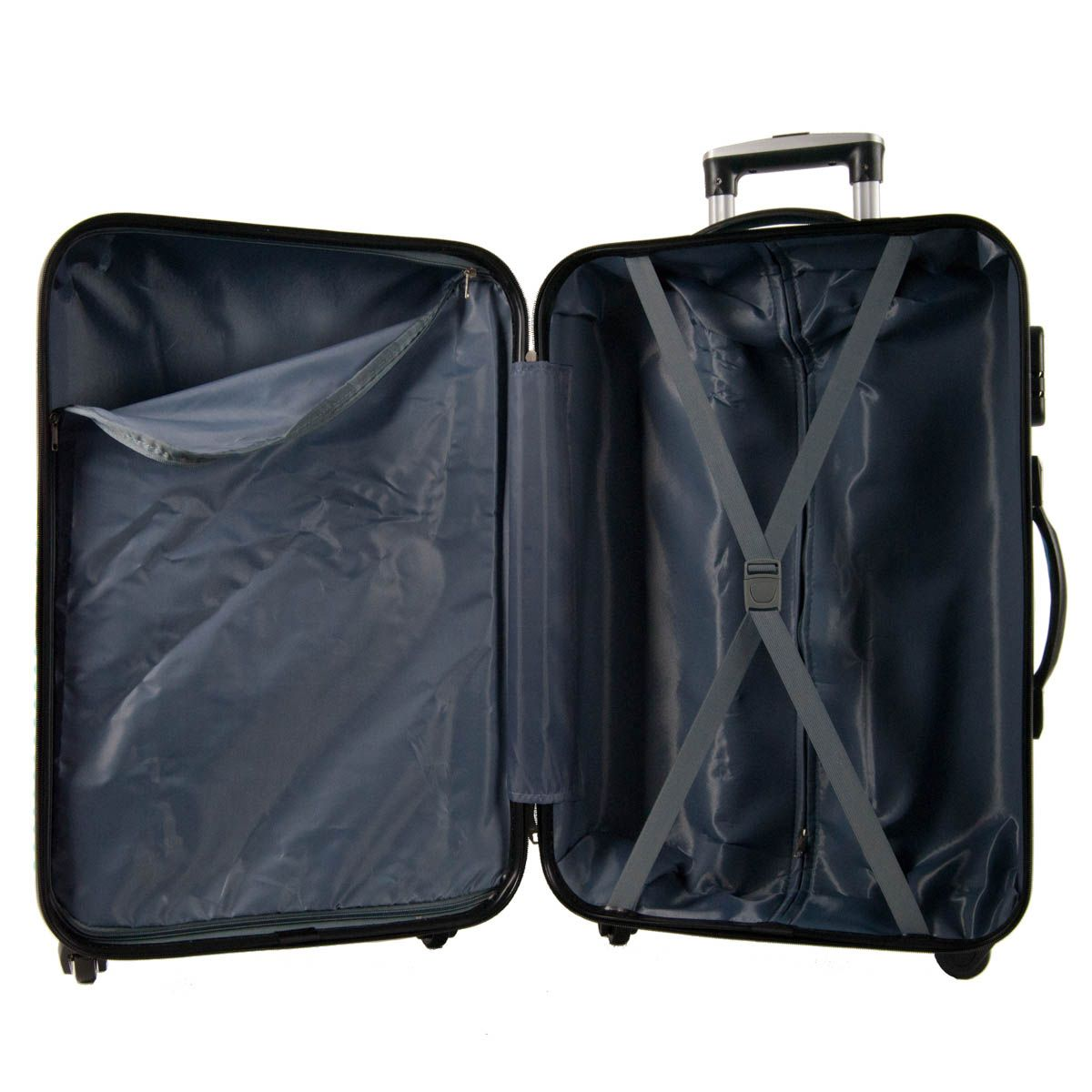 Montevita Abs Suitcase in Beige