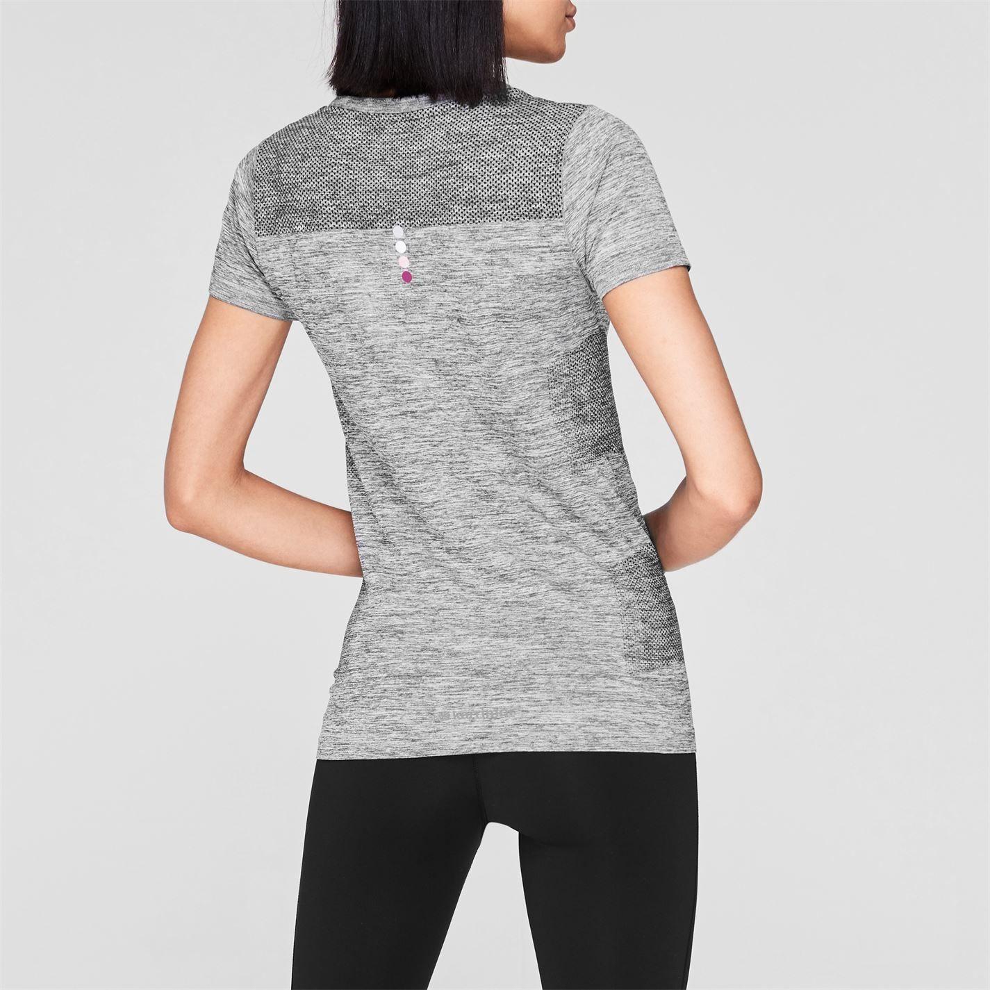 Karrimor Womens X Rapid T Shirt Short Sleeve Performance Tee Top Crew Neck