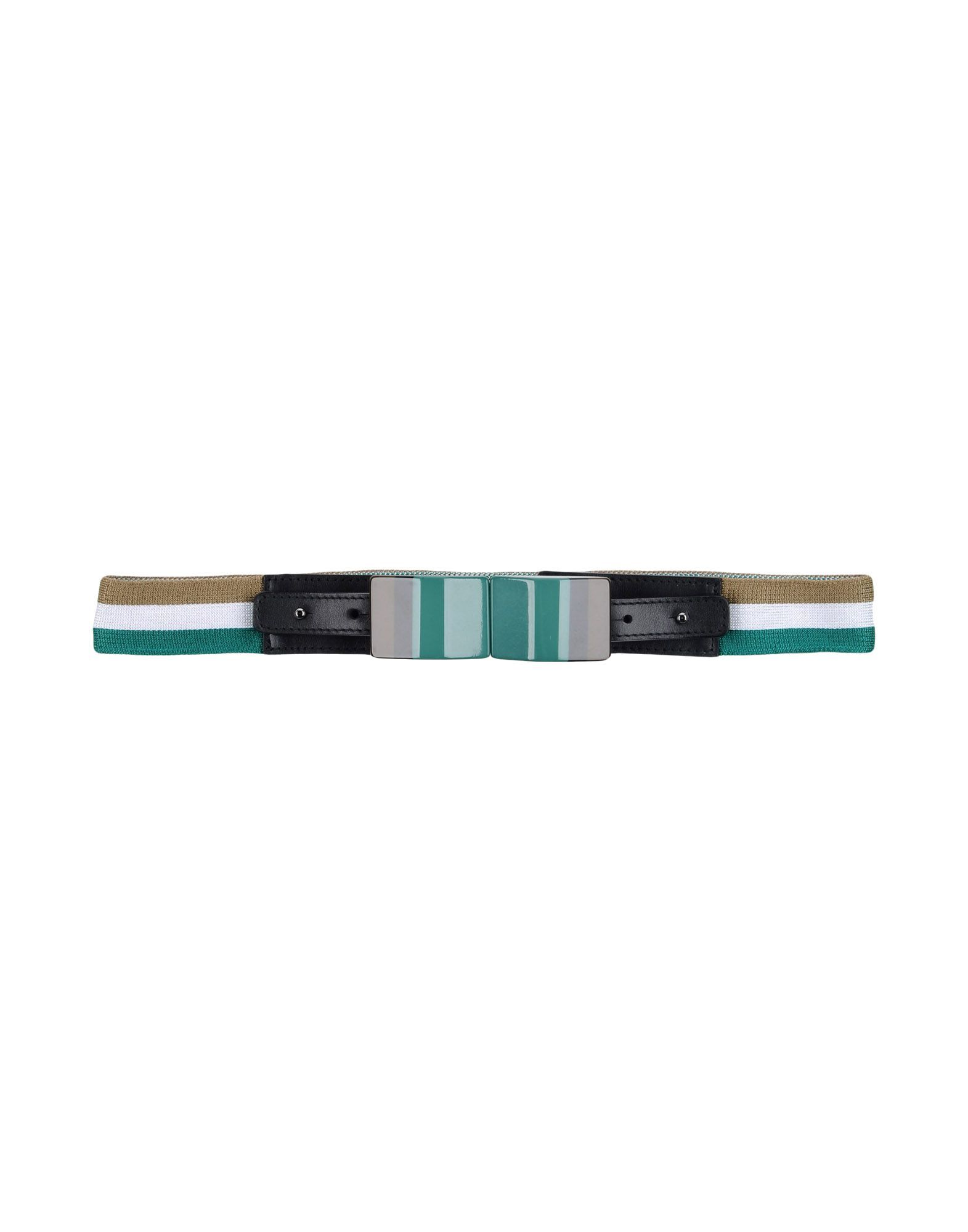 Small Leather Goods Missoni Green Woman Textile fibres
