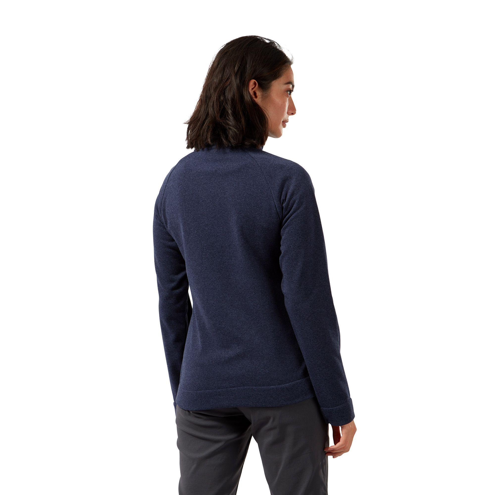 Craghoppers Womens/Ladies Helena Half Zip Fleece Top (Navy)
