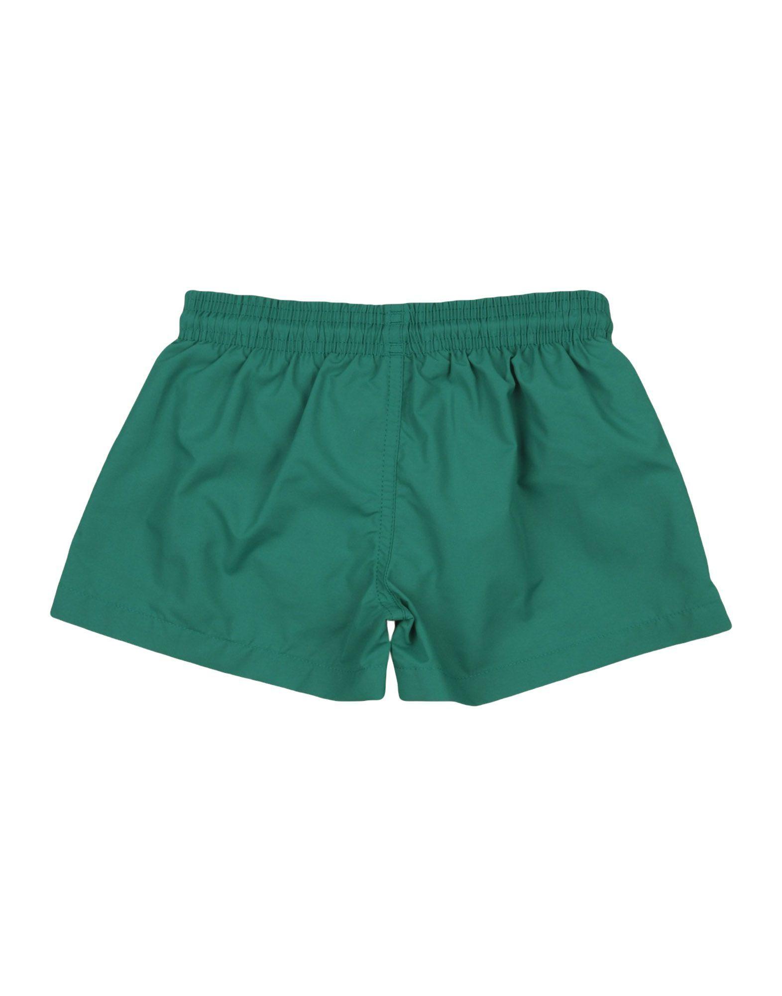 SWIMWEAR Pantone Green Boy Polyamid