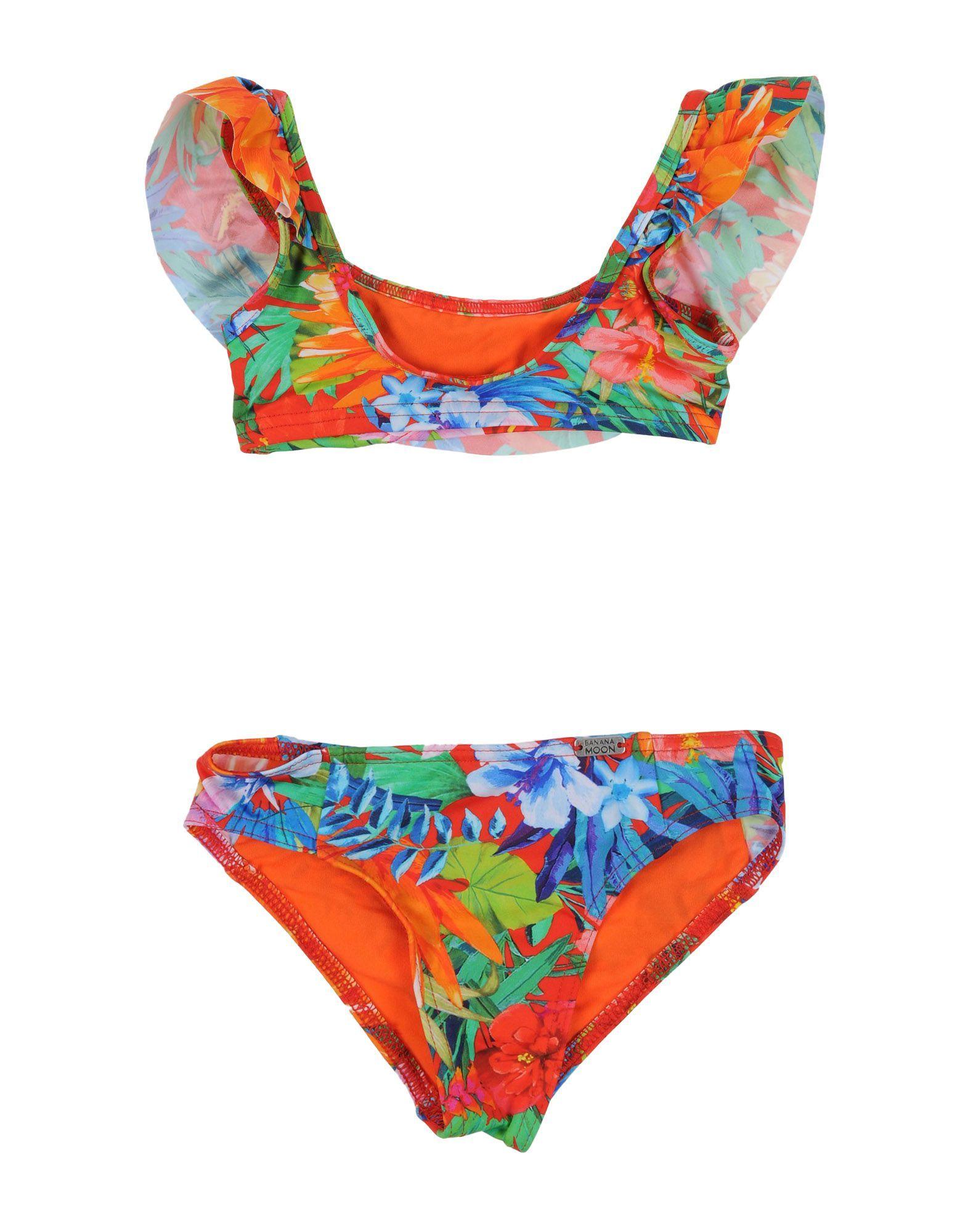 Banana Moon Girl Bikinis Orange Polyamid