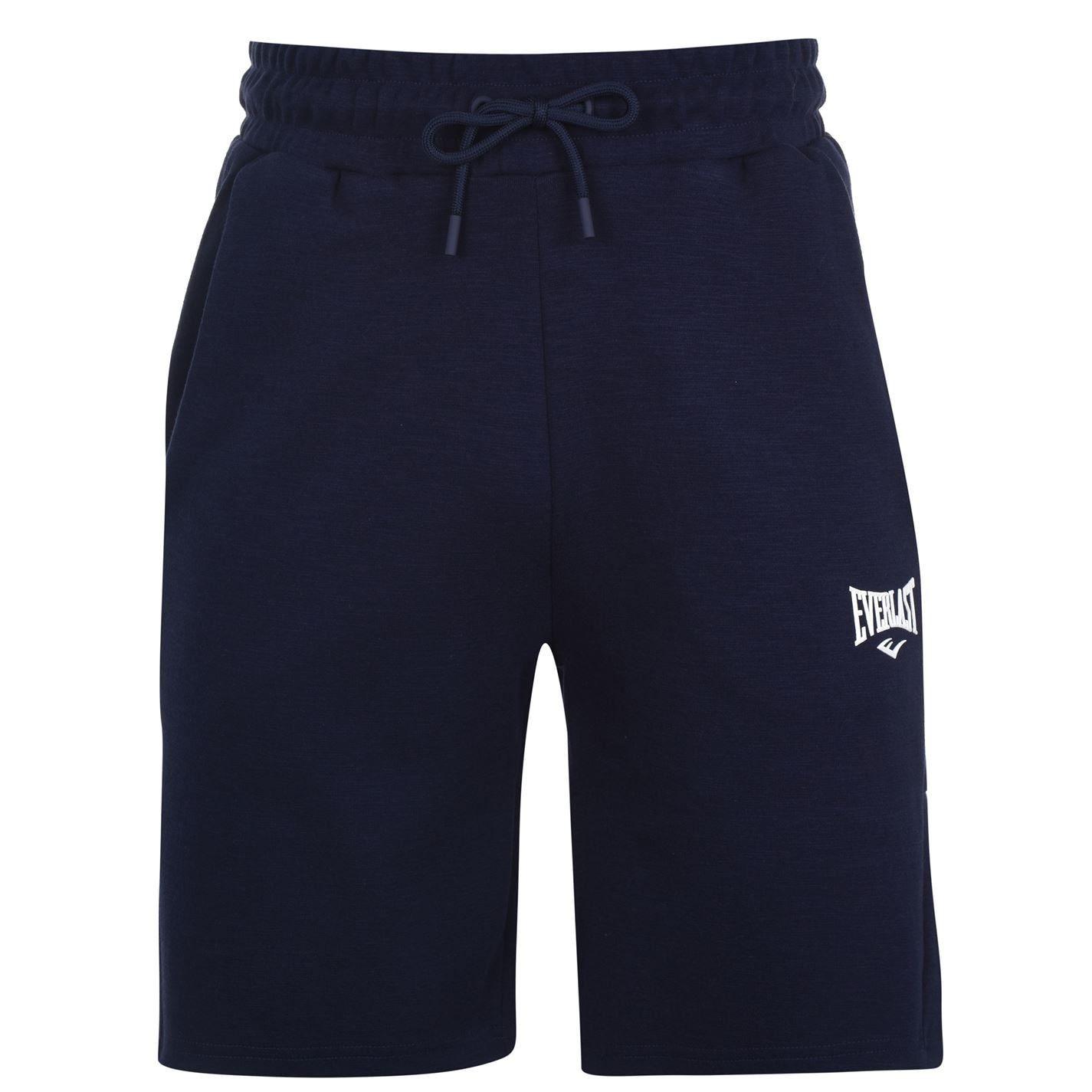 Everlast Mens Fleece Short Shorts Pants Trousers Bottoms Sport Training