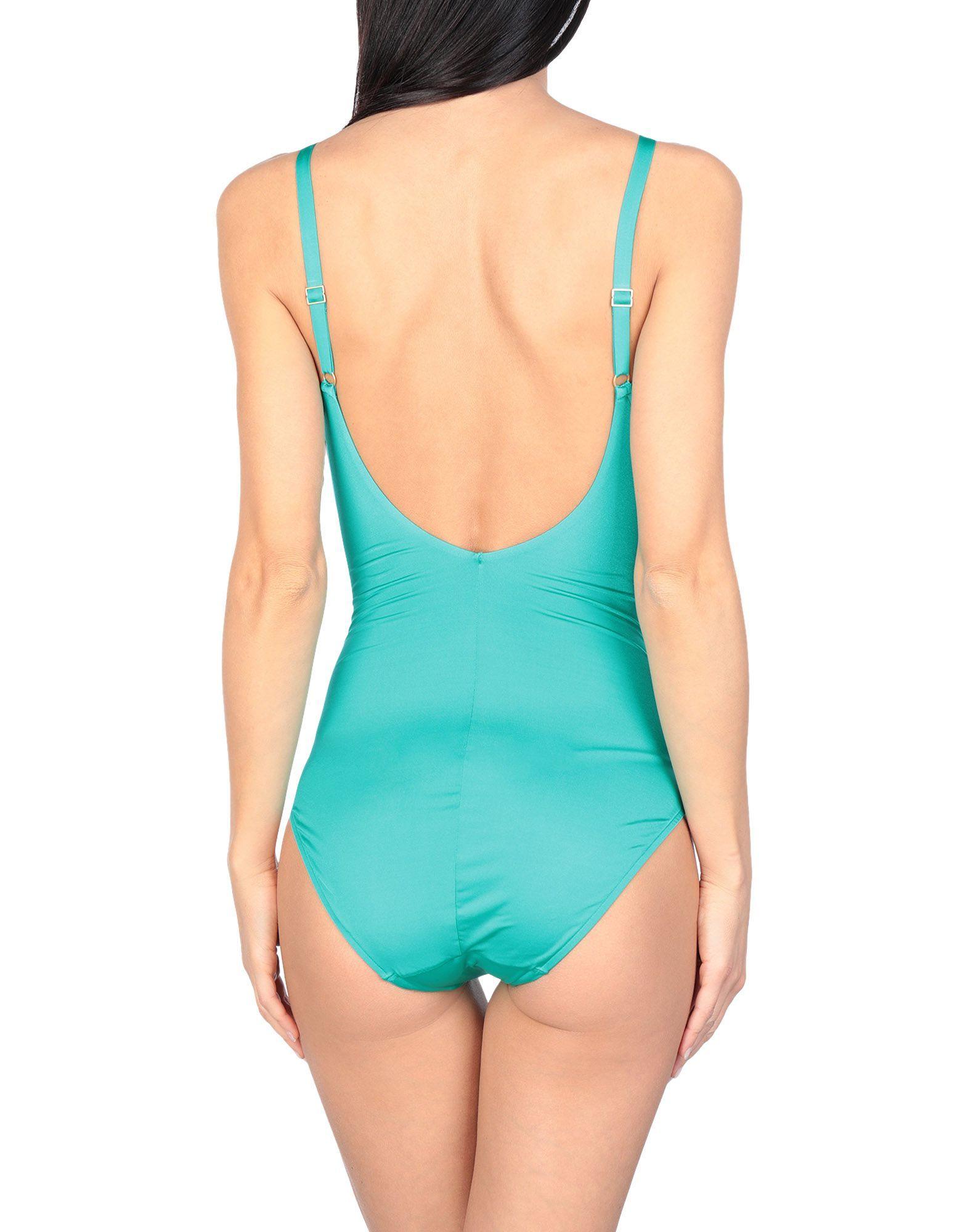 Chantelle Green Swimsuit