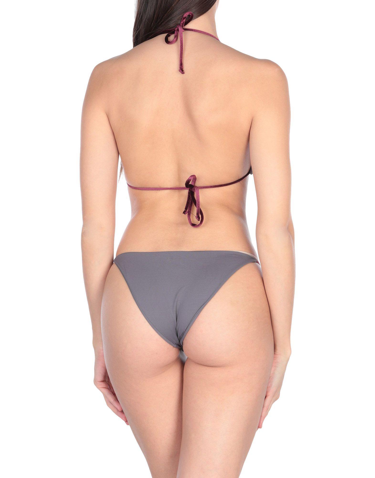S And S Lead String Bikini Set