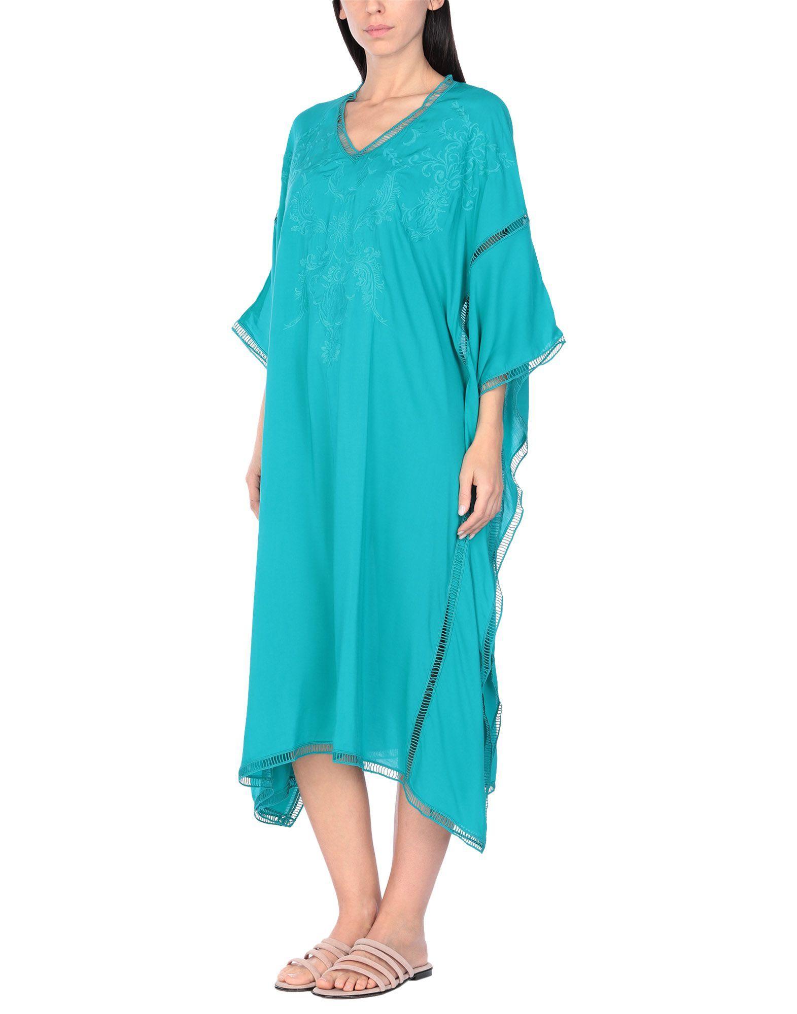 Christies Turquoise Kaftan