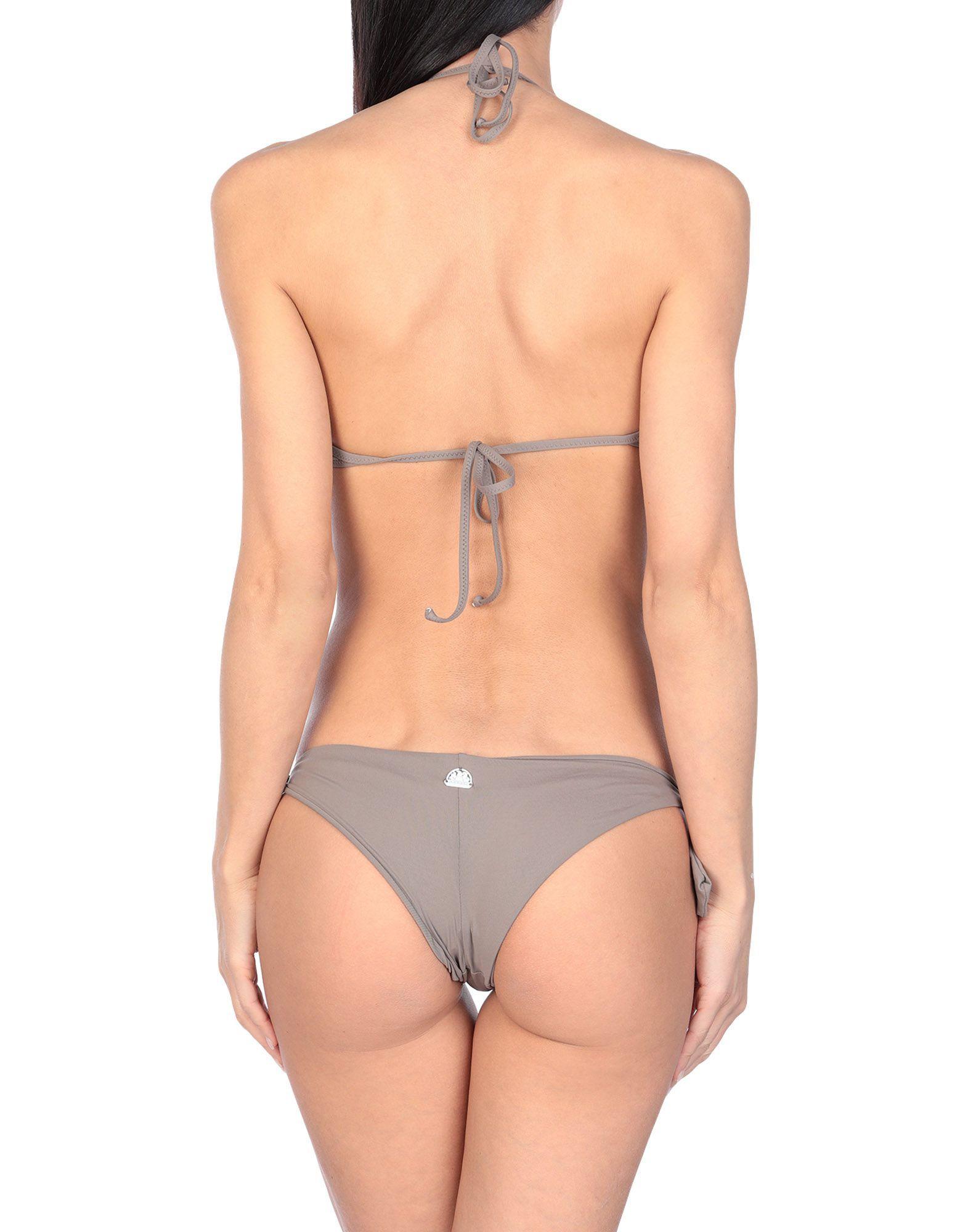 Sundek Dove Grey Bikini Set