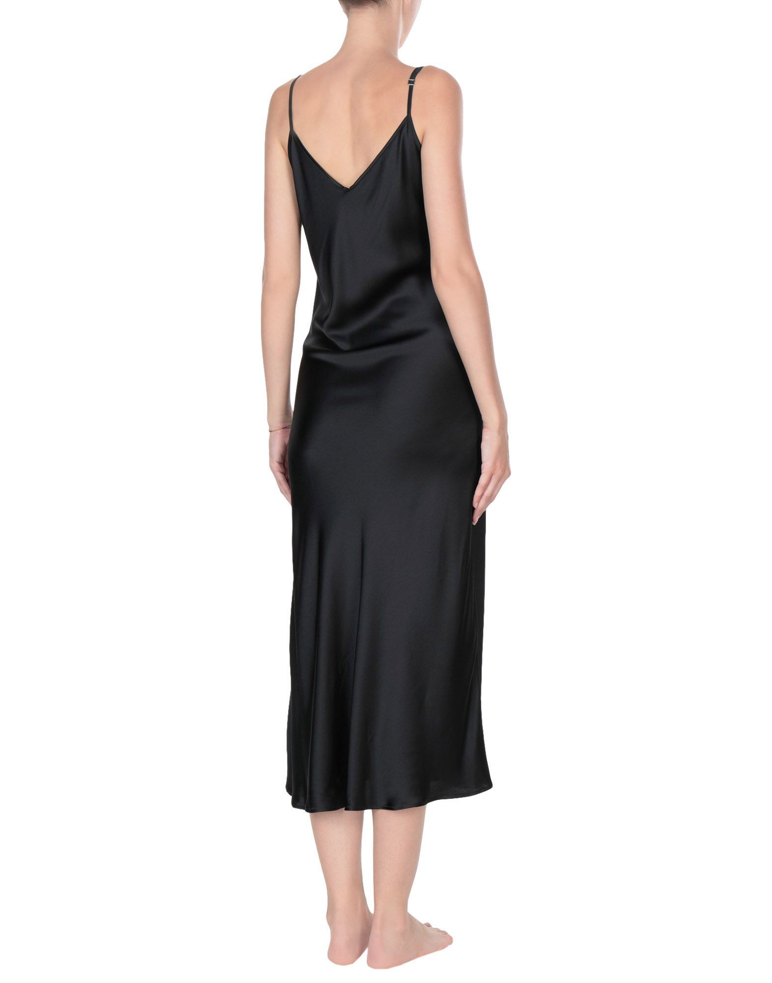 UNDERWEAR Woman Christies Black Silk