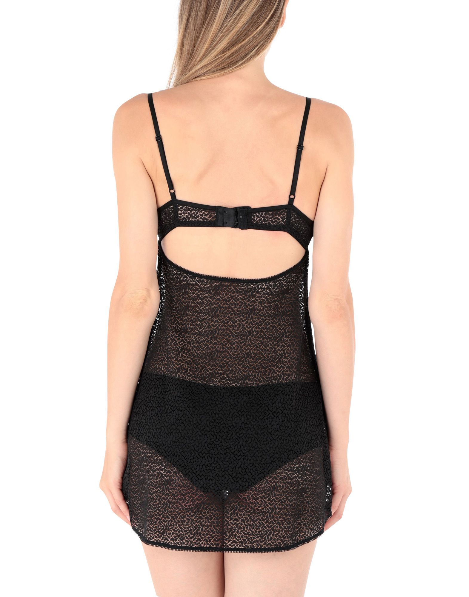 UNDERWEAR Woman Dkny Black Polyamid