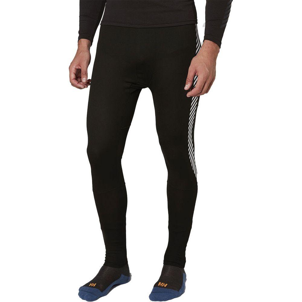 Helly Hansen Mens Lifa Lightweight Insulater Baselayer Trousers Pants