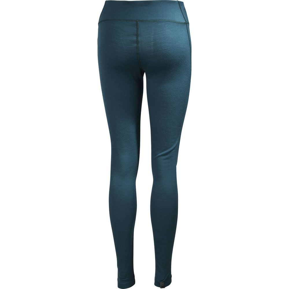 Helly Hansen Womens/Ladies HH Wool Warm Wicking Baselayer Leggings