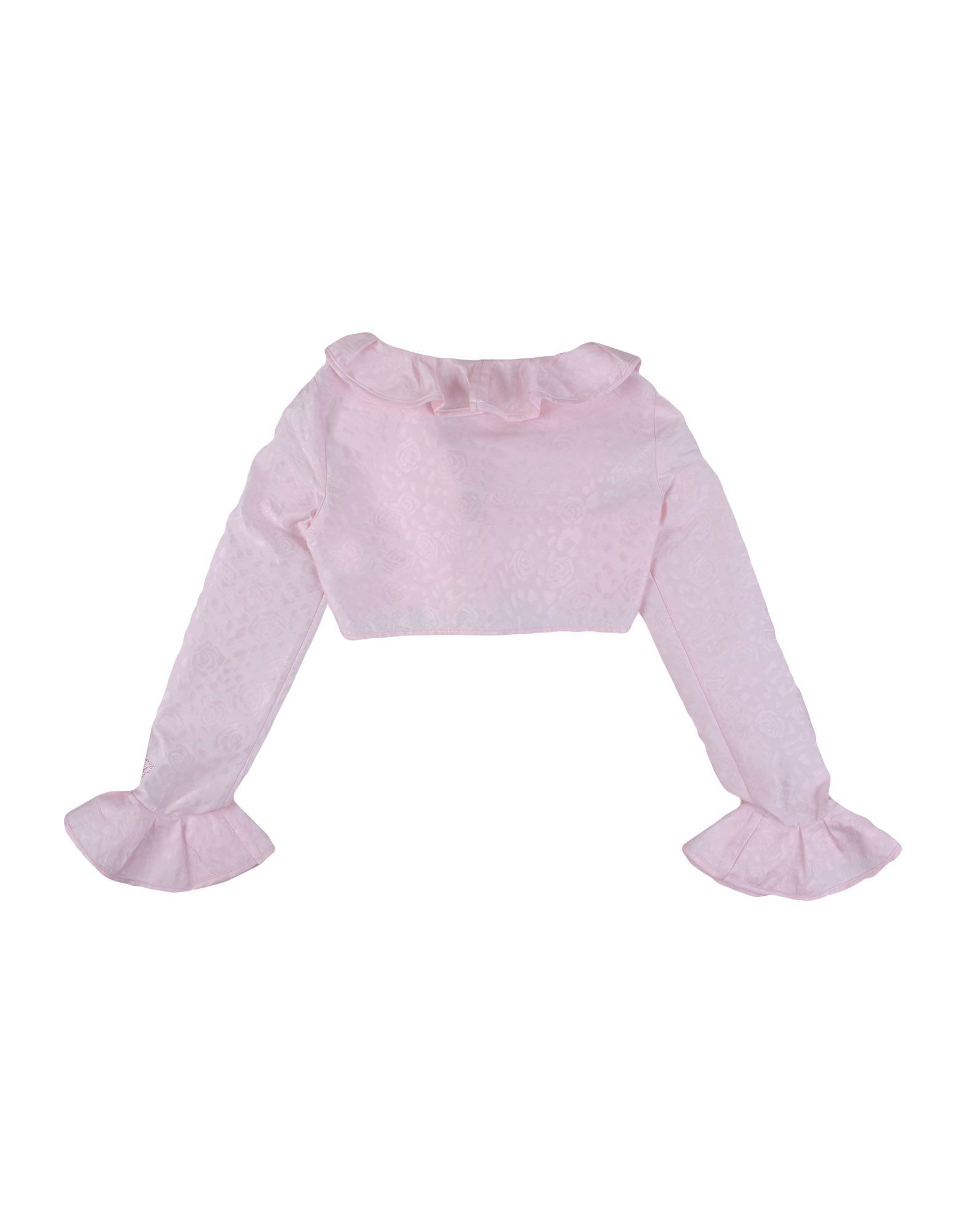 SUITS AND JACKETS Miss Blumarine Light pink Girl Polyester