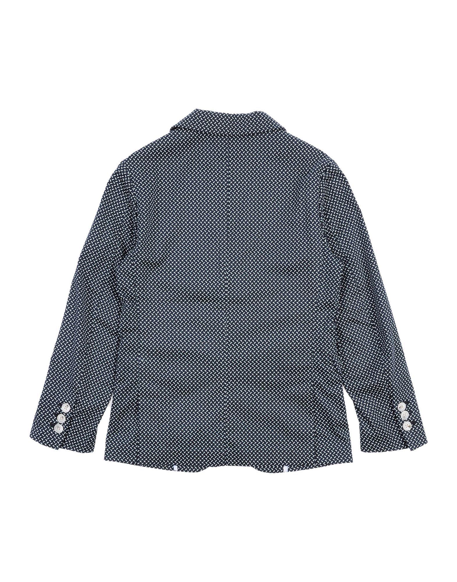 SUITS AND JACKETS 26.7 Twentysixseven Dark blue Boy Cotton