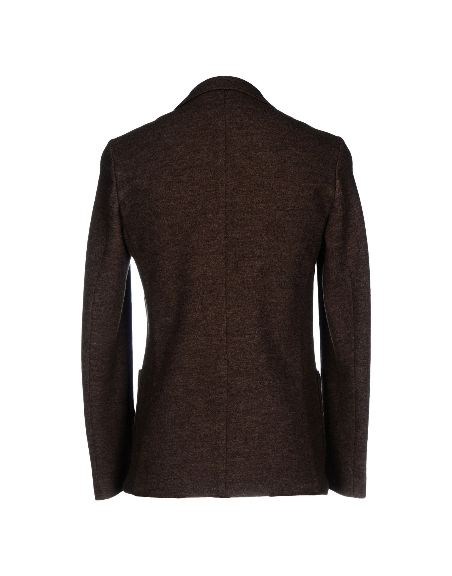 SUITS AND JACKETS Seventy Sergio Tegon Khaki Man Virgin Wool