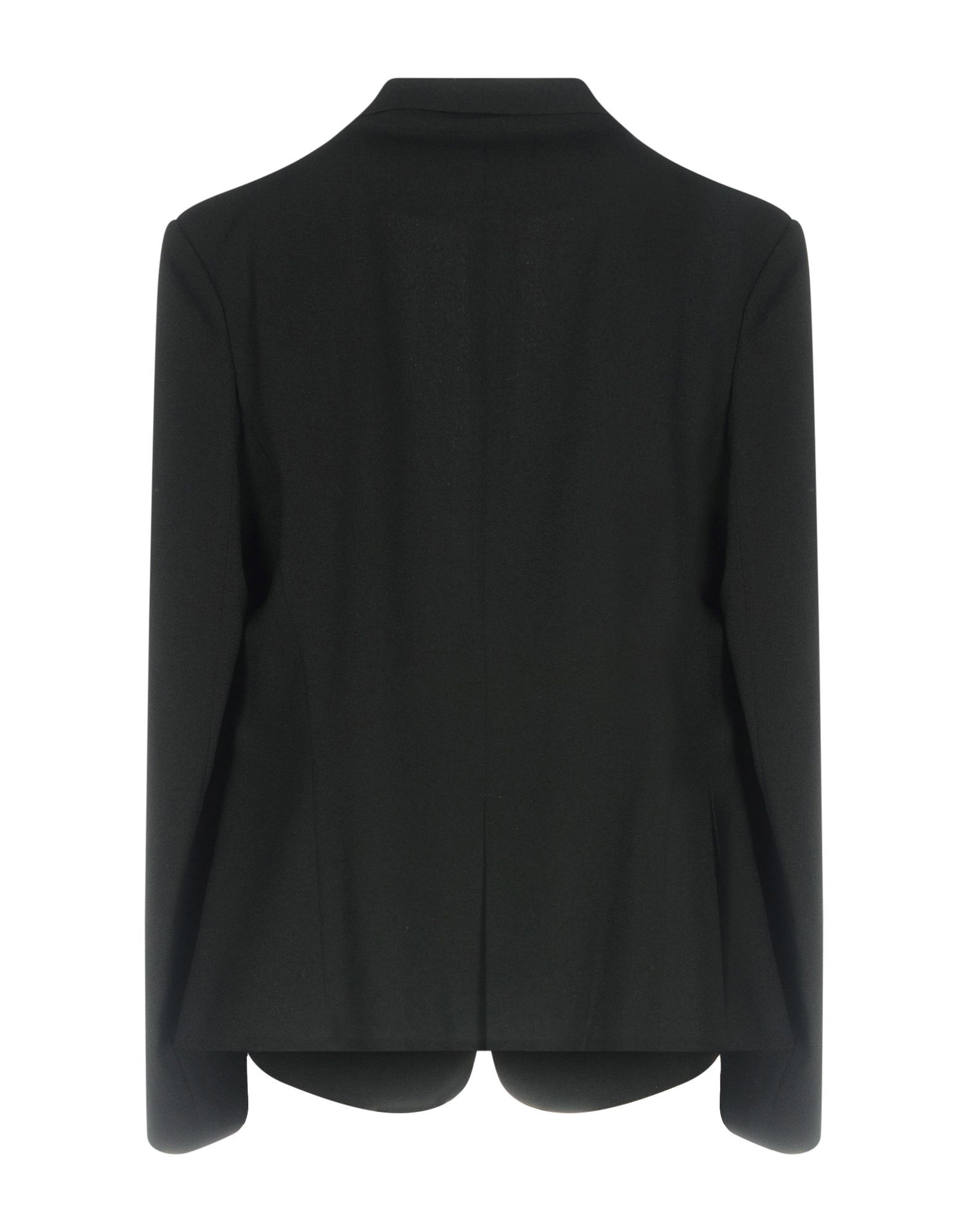 SUITS AND JACKETS Shirtaporter Black Woman Polyester