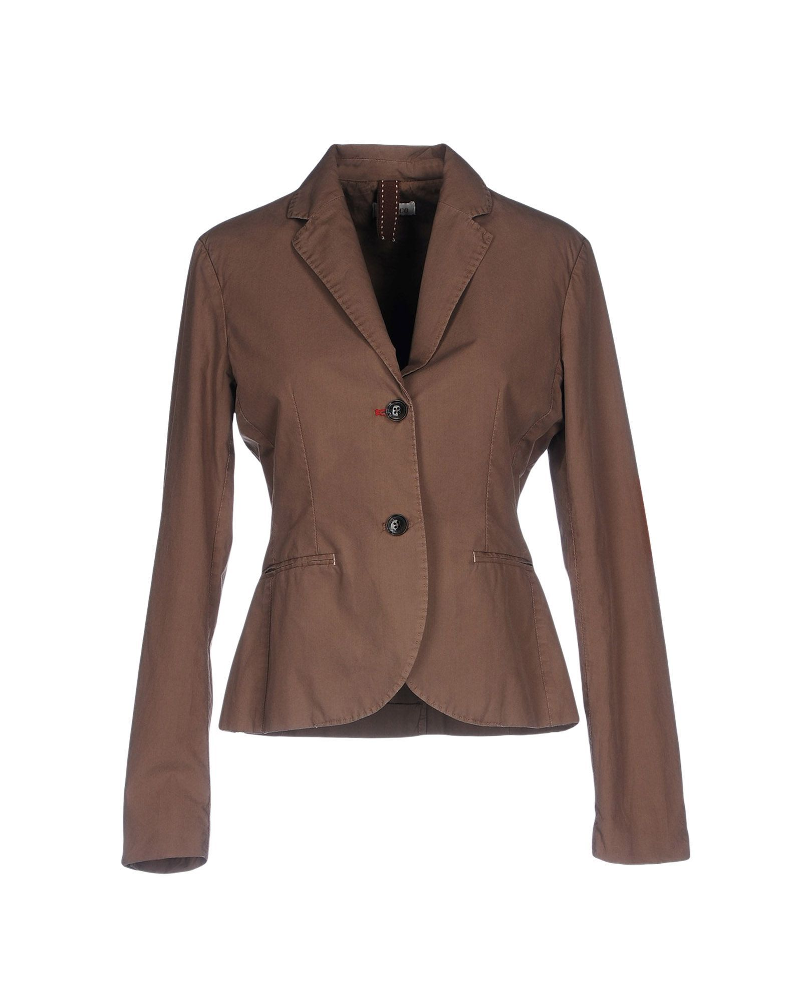 SUITS AND JACKETS At.P.Co Khaki Woman Cotton