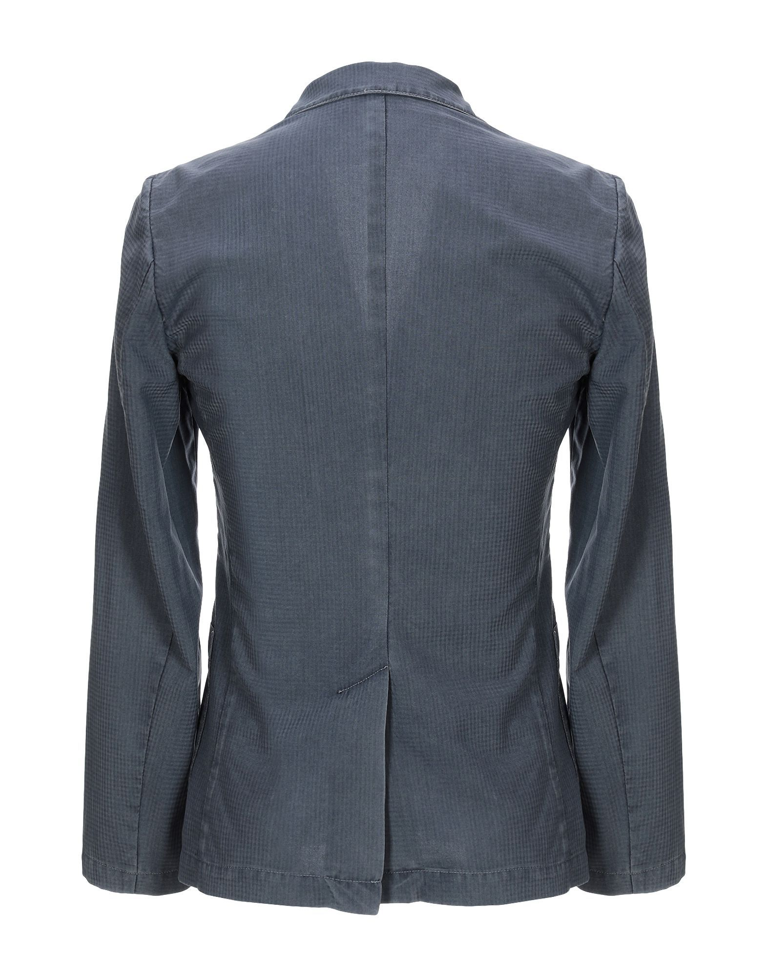 SUITS AND JACKETS Myths Slate blue Man Virgin Wool
