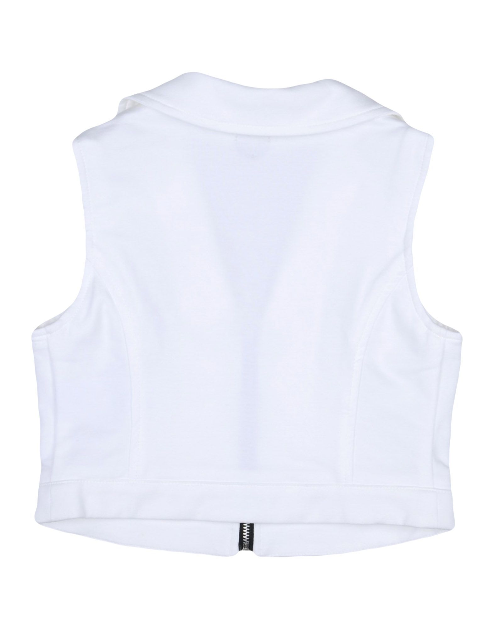 SUITS AND JACKETS Parrot White Girl Cotton