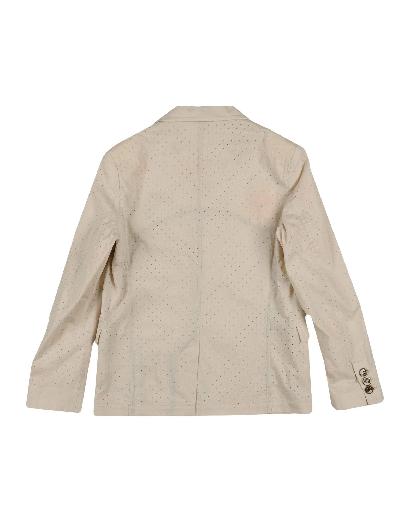 SUITS AND JACKETS Neill Katter Beige Boy Cotton