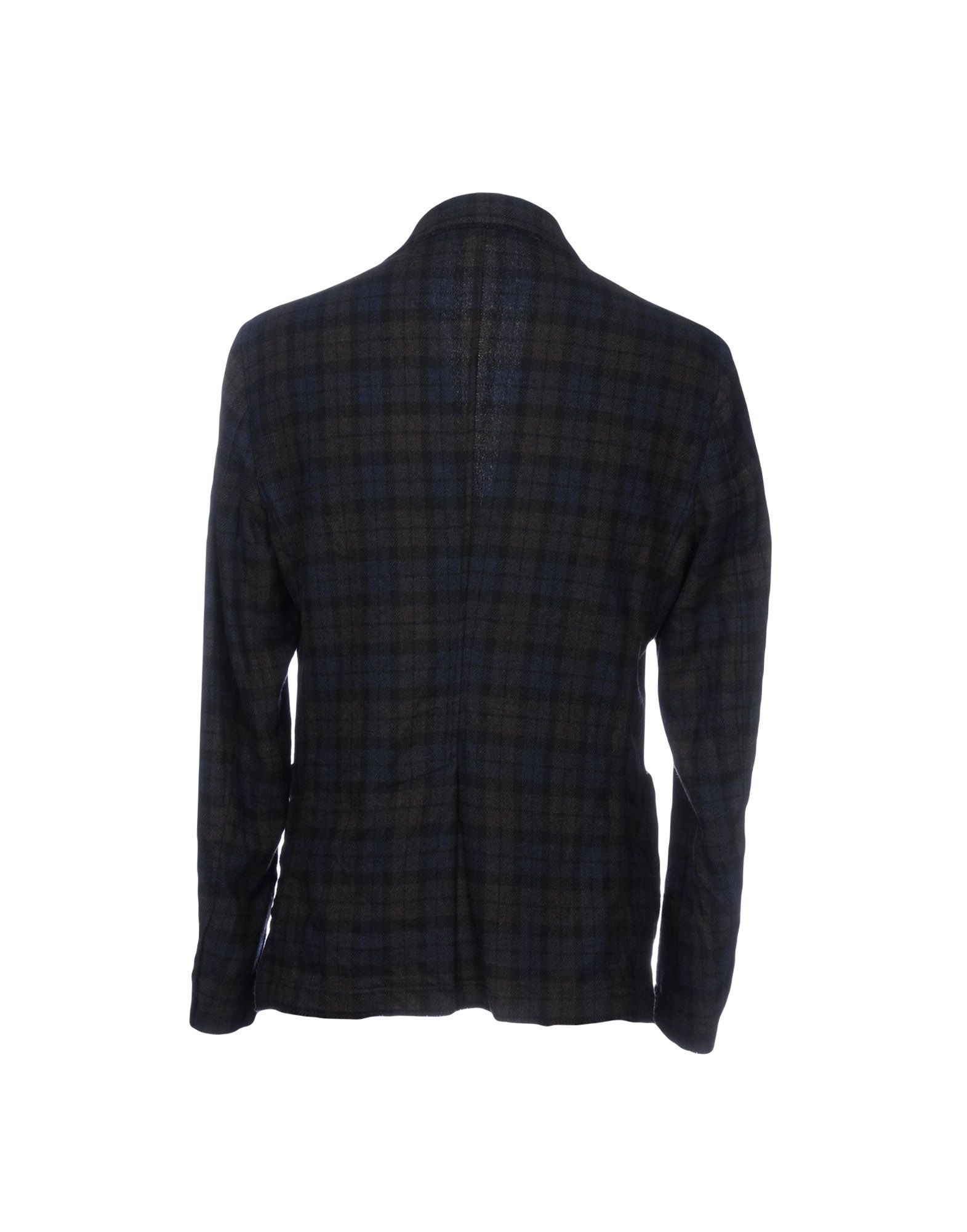 SUITS AND JACKETS Barena Dark blue Man Wool