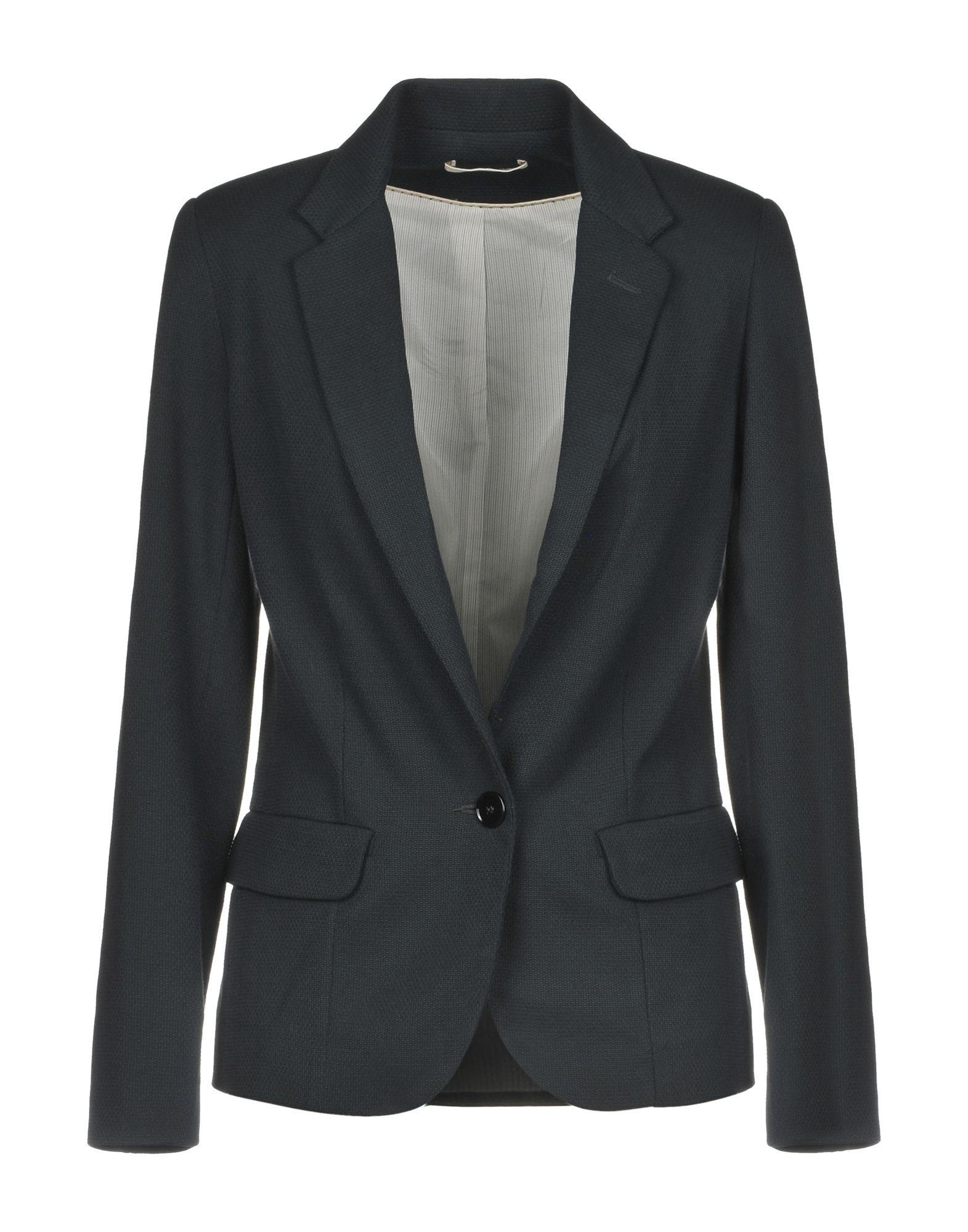 Sessun Dark Green Single Breasted Jacket