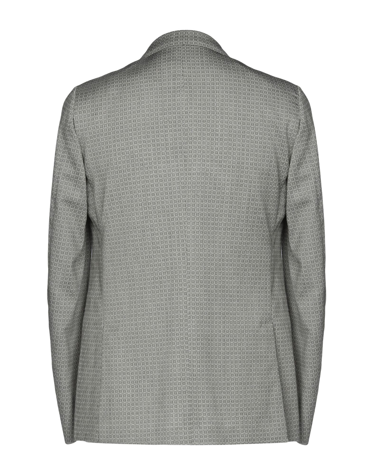 SUITS AND JACKETS Man Cc Collection Corneliani Grey Virgin Wool