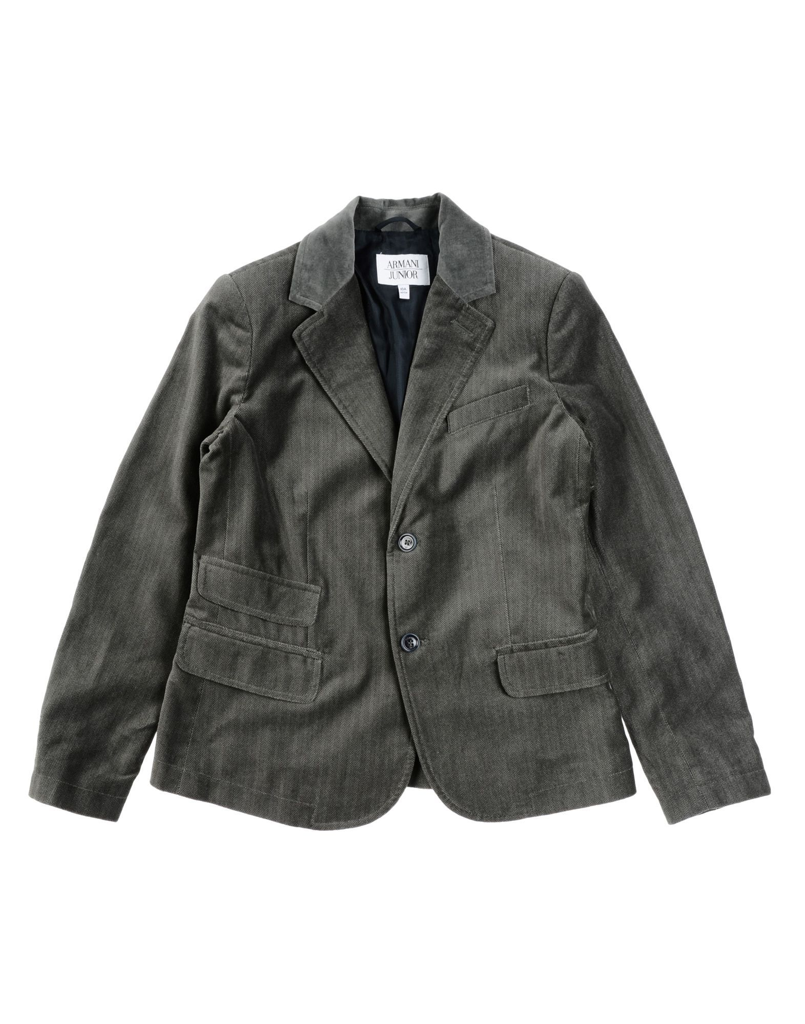 SUITS AND JACKETS Armani Junior Lead Boy Cotton