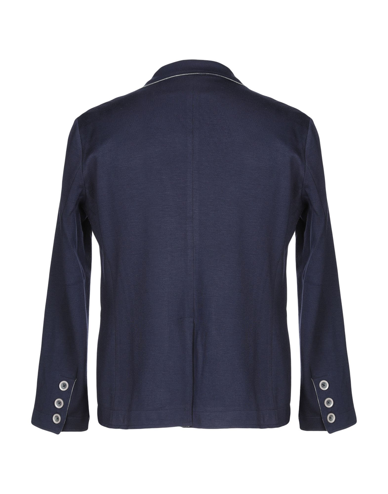 Avignon Dark Blue Single Breasted Jacket