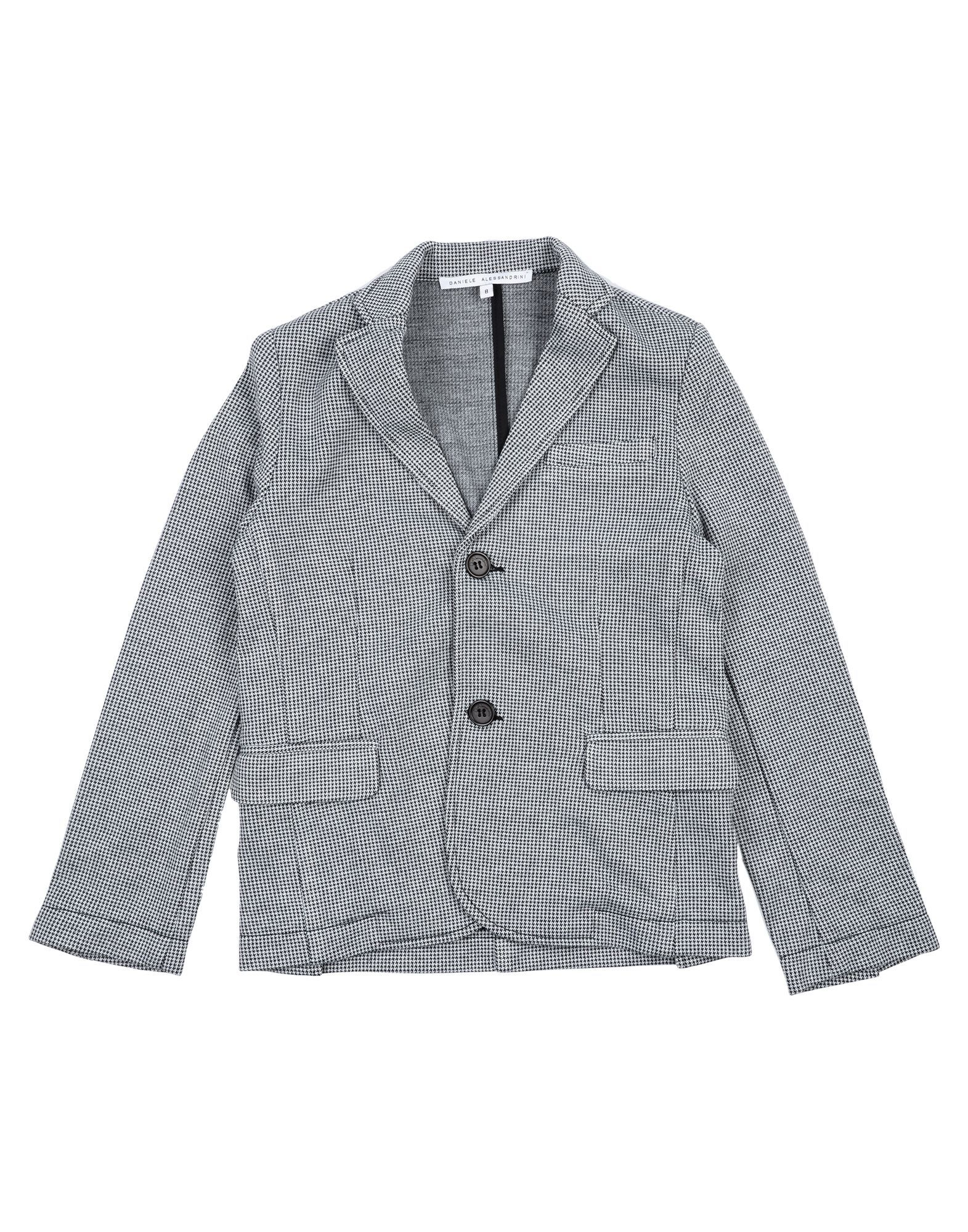 SUITS AND JACKETS Boy Daniele Alessandrini Black Polyester