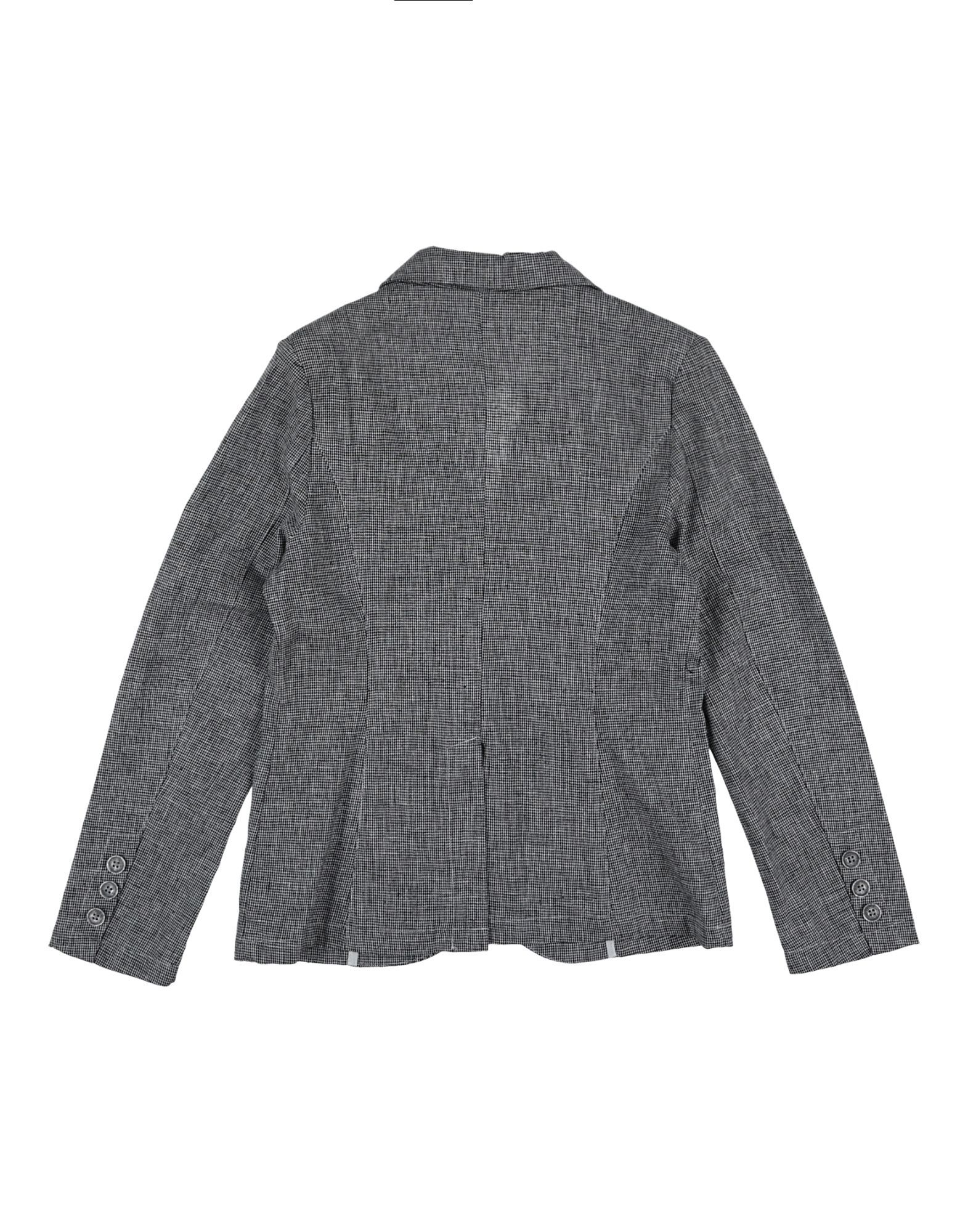 SUITS AND JACKETS Ronnie Kay Black Boy Linen