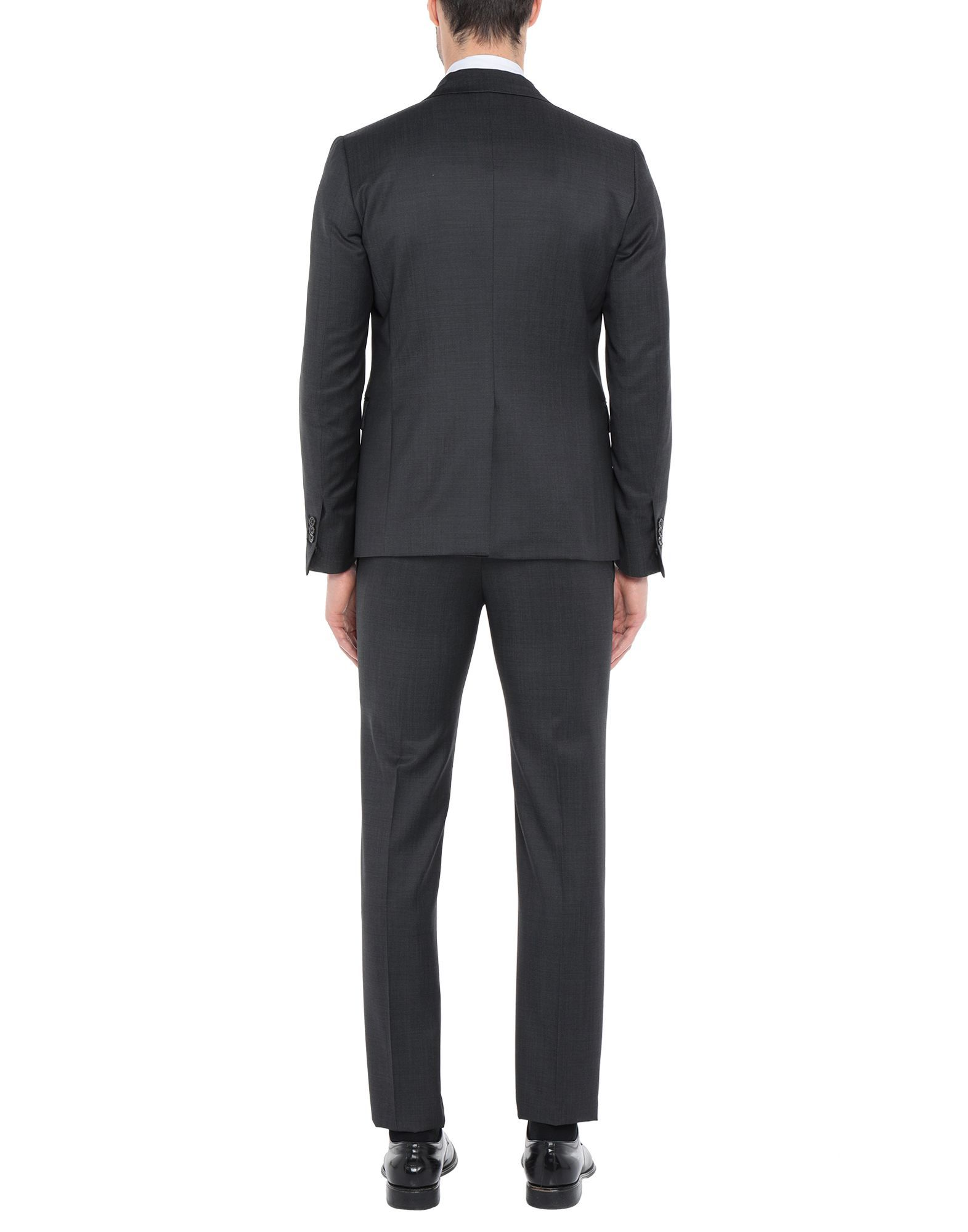 Mauro Grifoni Lead Virgin Wool Single Breasted Suit