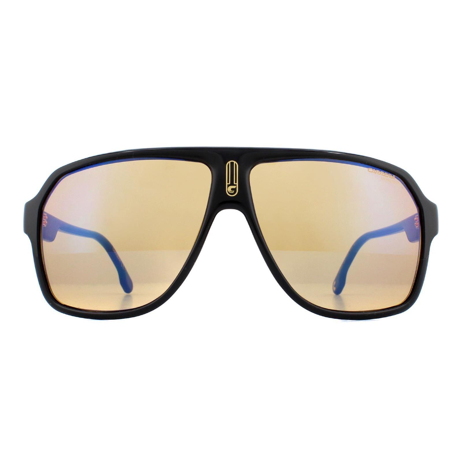 Carrera Sunglasses 1030/S 71C Z0 Black Yellow