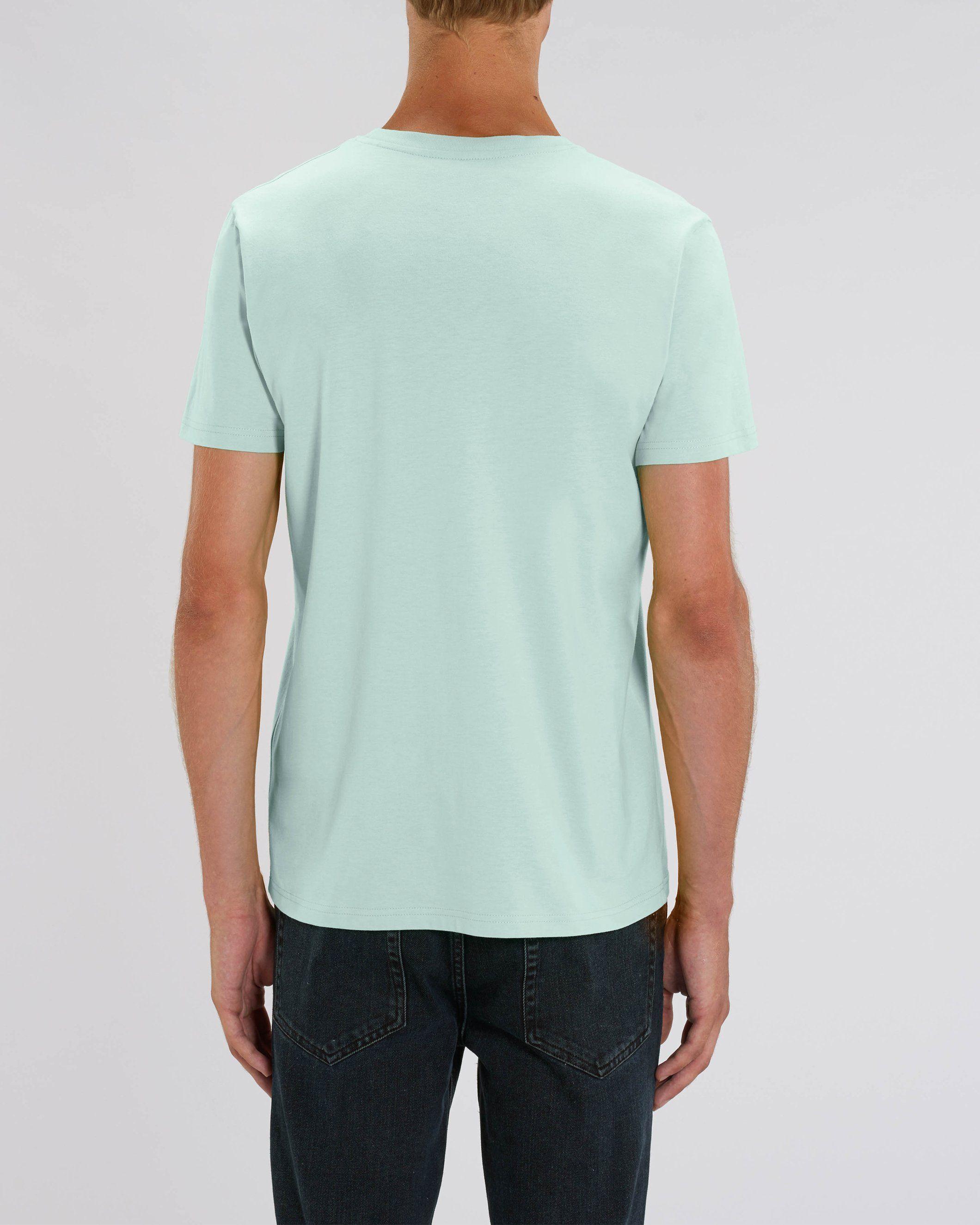 Nauli Unisex Regular Fit T-Shirt in Blue