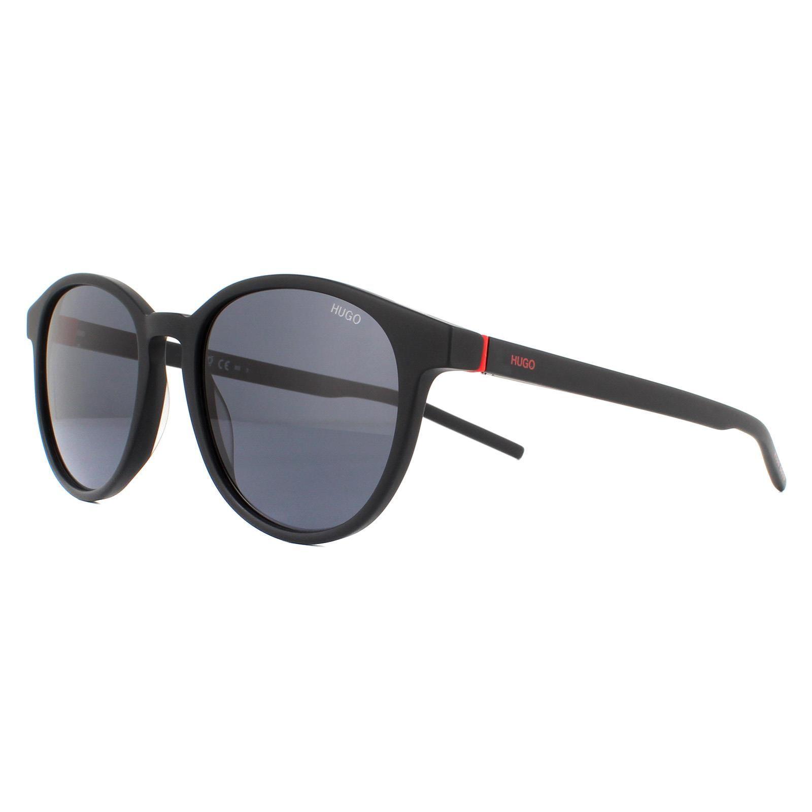 Hugo by Hugo Boss Sunglasses HG1127/S 003/IR Matte Black Grey