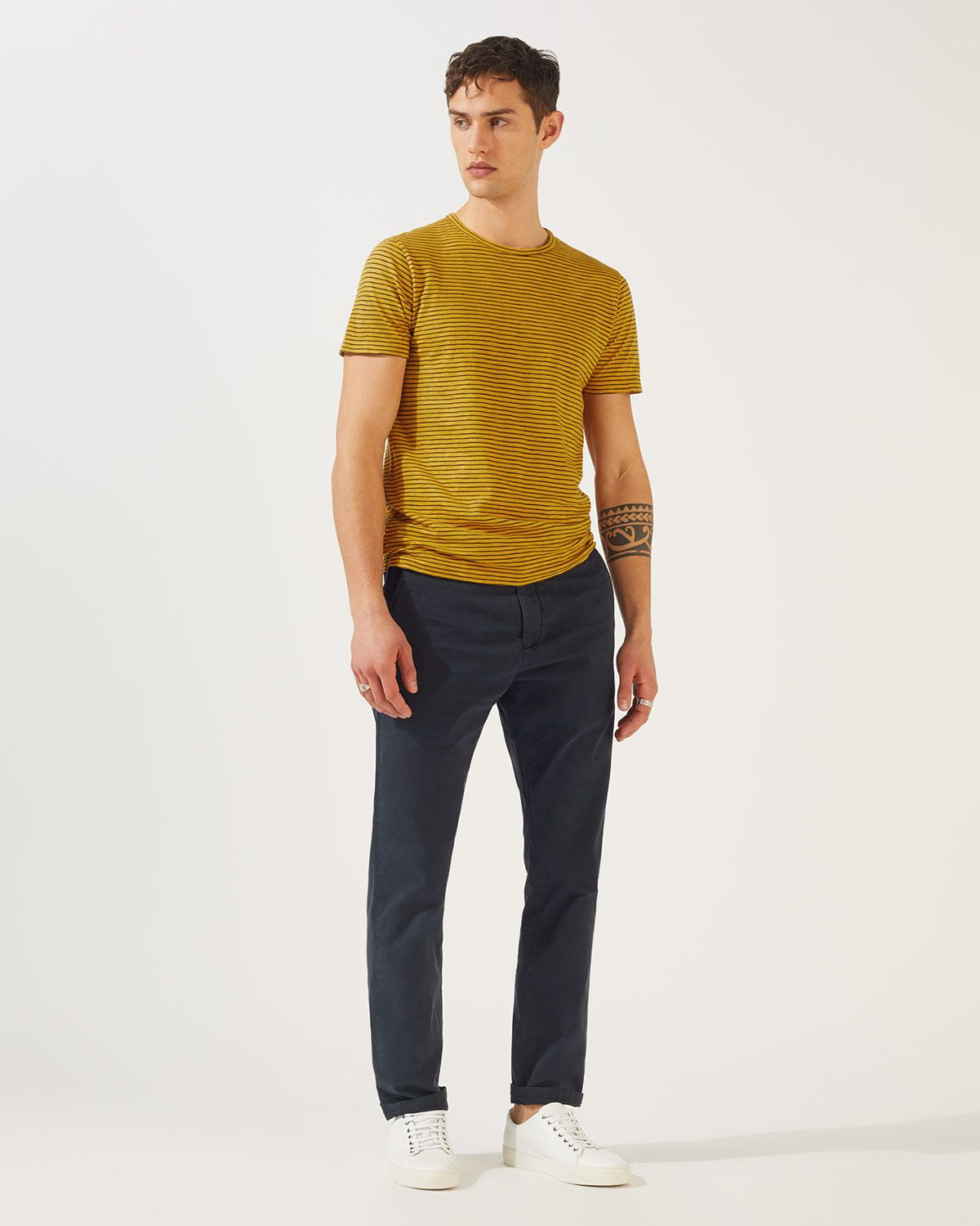 Gmt Dye Slim Fit Stretch Chino