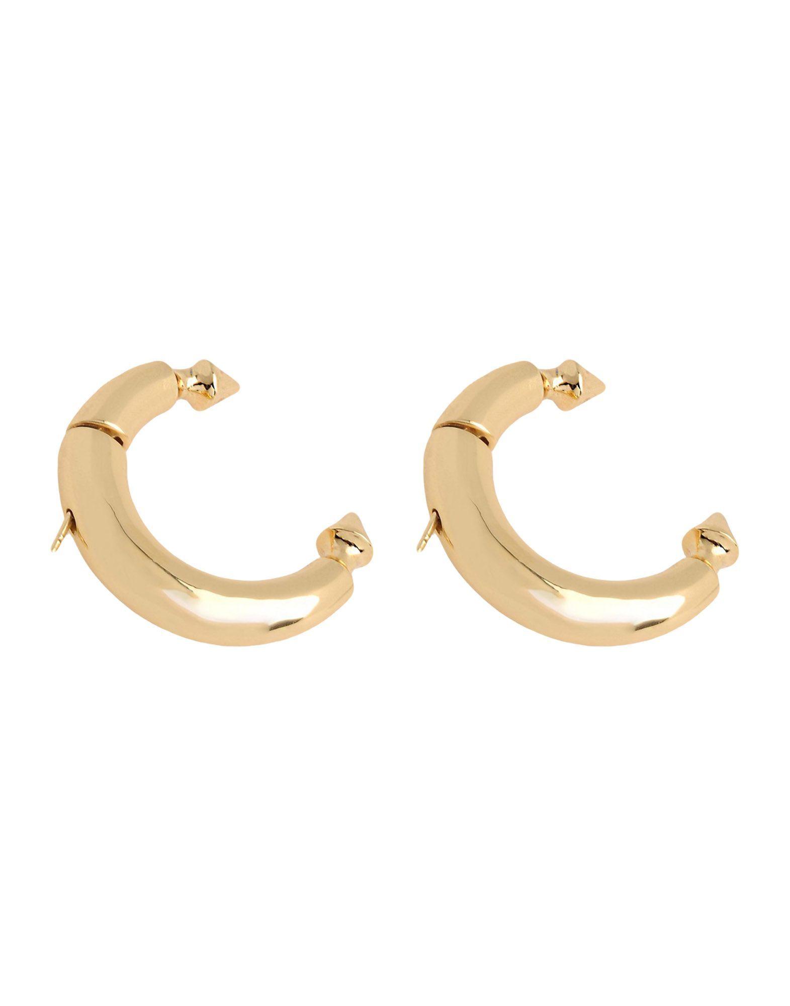 Noir Jewelry Gold Tone Earrings