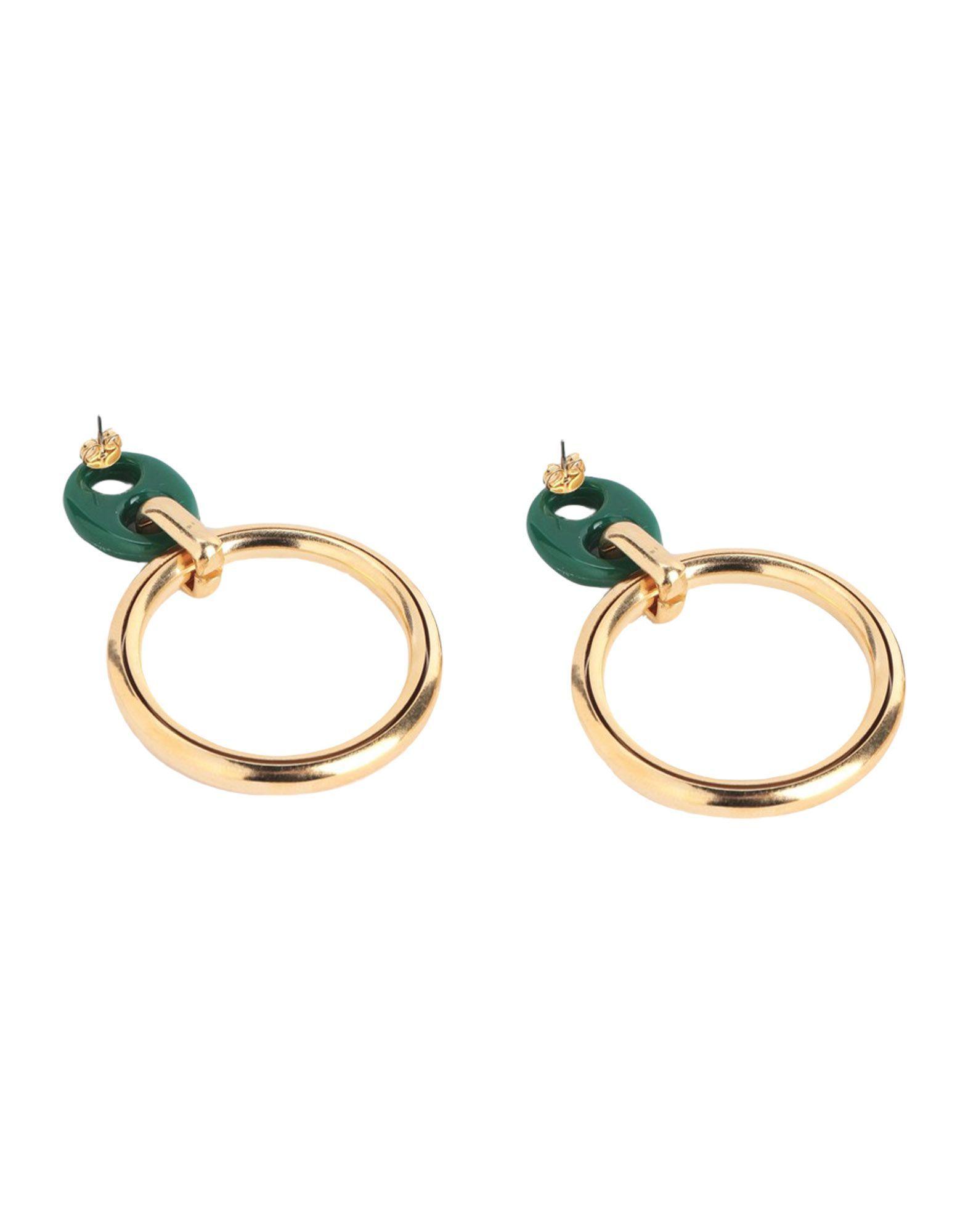 Gogo Philip Gold Plated Resin Earrings