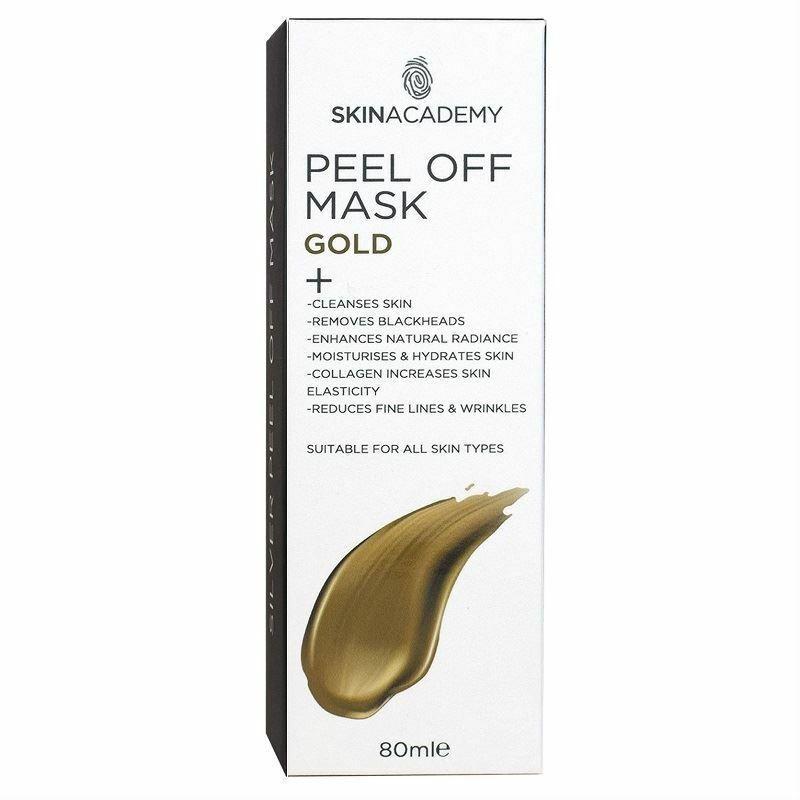 Skin Academy Peel Off Mask Gold 80ml