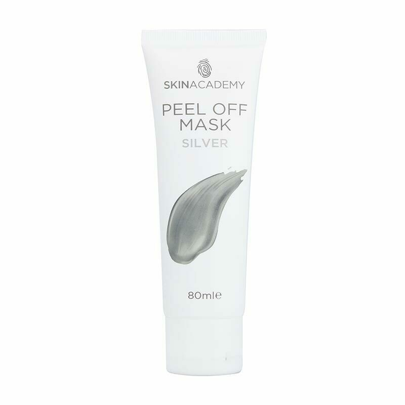 Skin Academy Peel Off Mask Silver 80ml