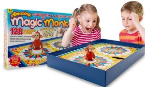 Magic Monkey Question and Answer Game