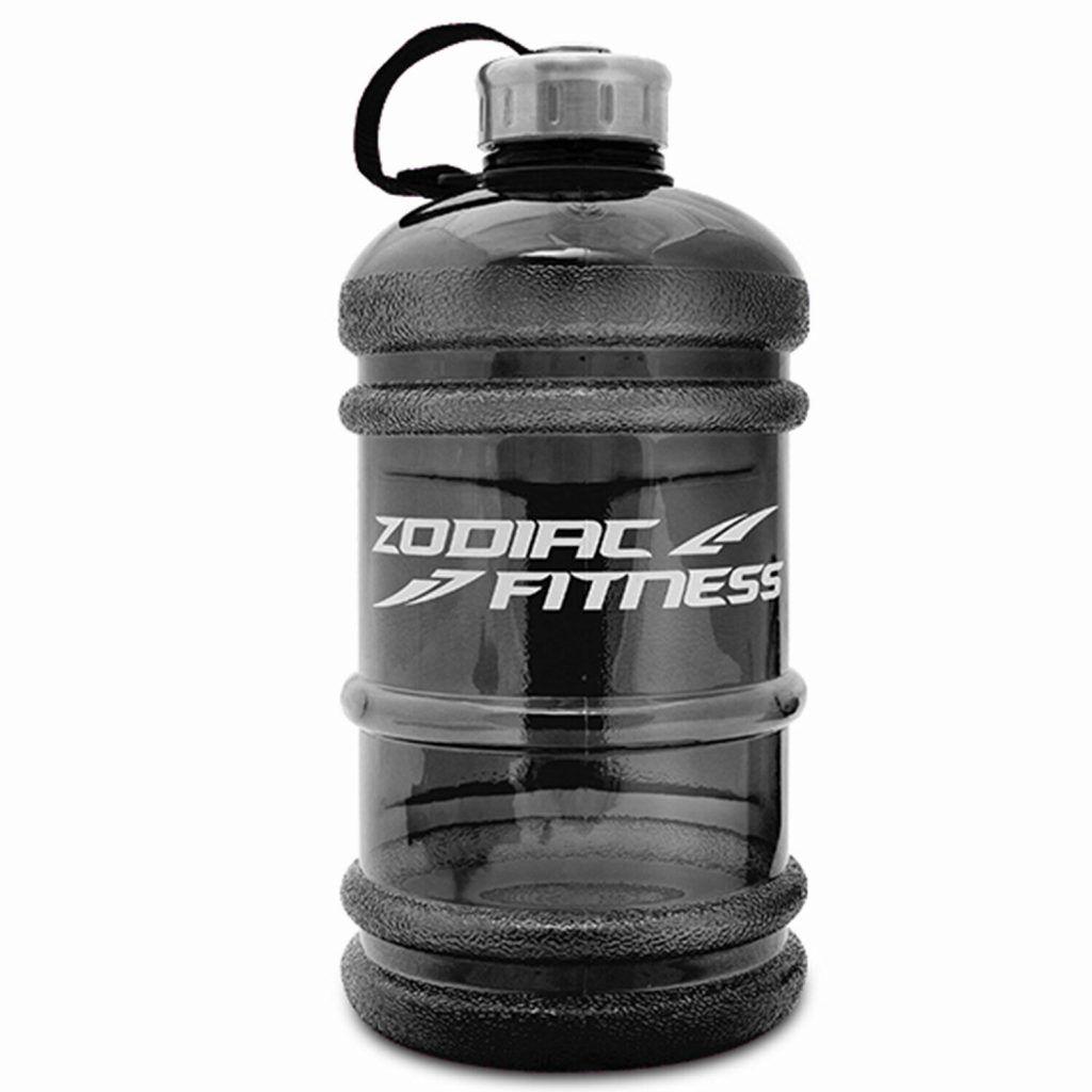 Aquarius Water Bottle 2.2L Black