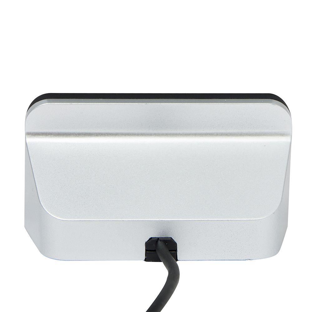 Aquarius Desktop Charging Dock Silver